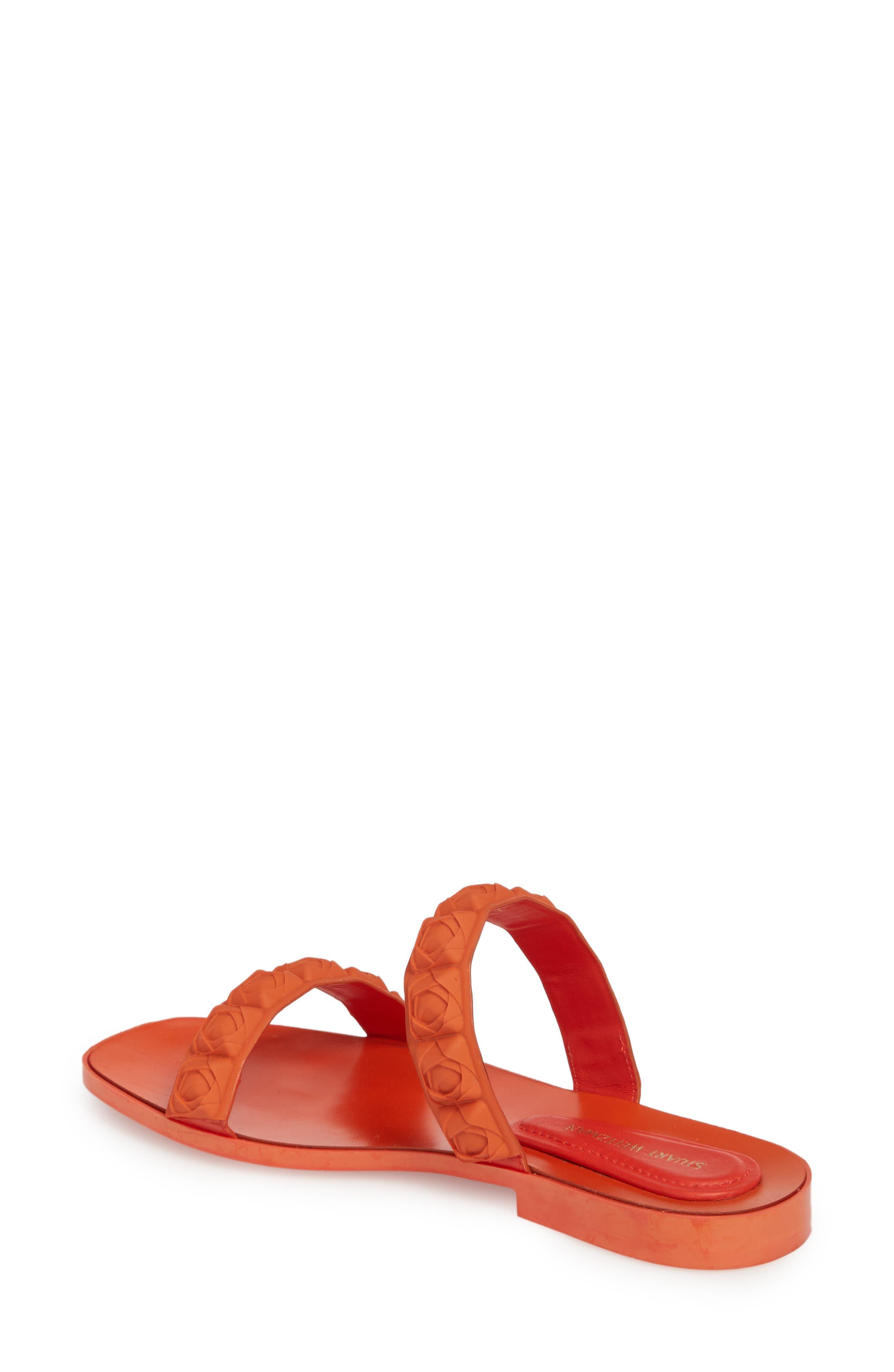 Rosita Dual Strap Slide Sandal,                             Alternate thumbnail 10, color,