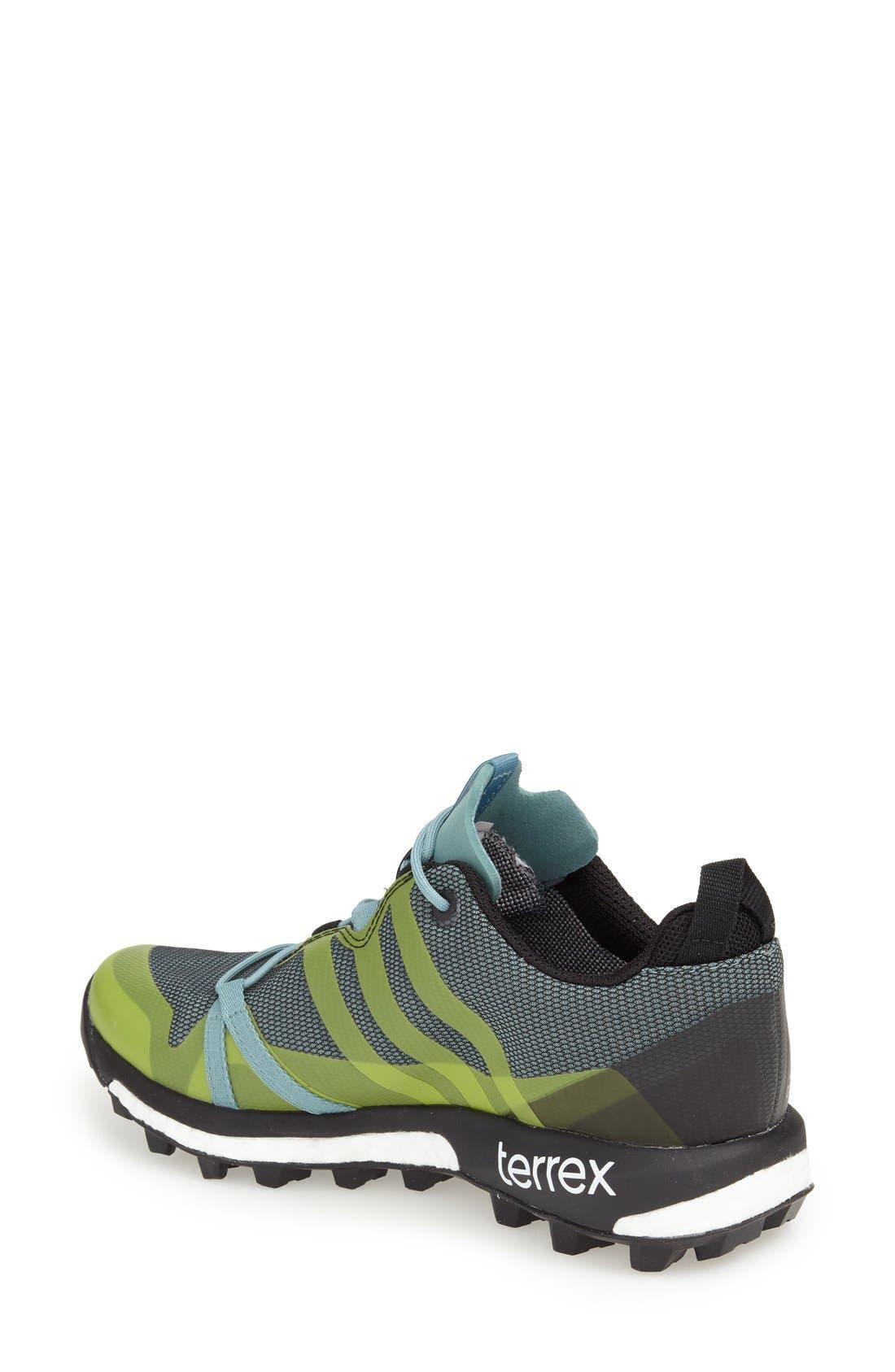 'Terrex Agravic GTX' Trail Shoe,                             Alternate thumbnail 11, color,