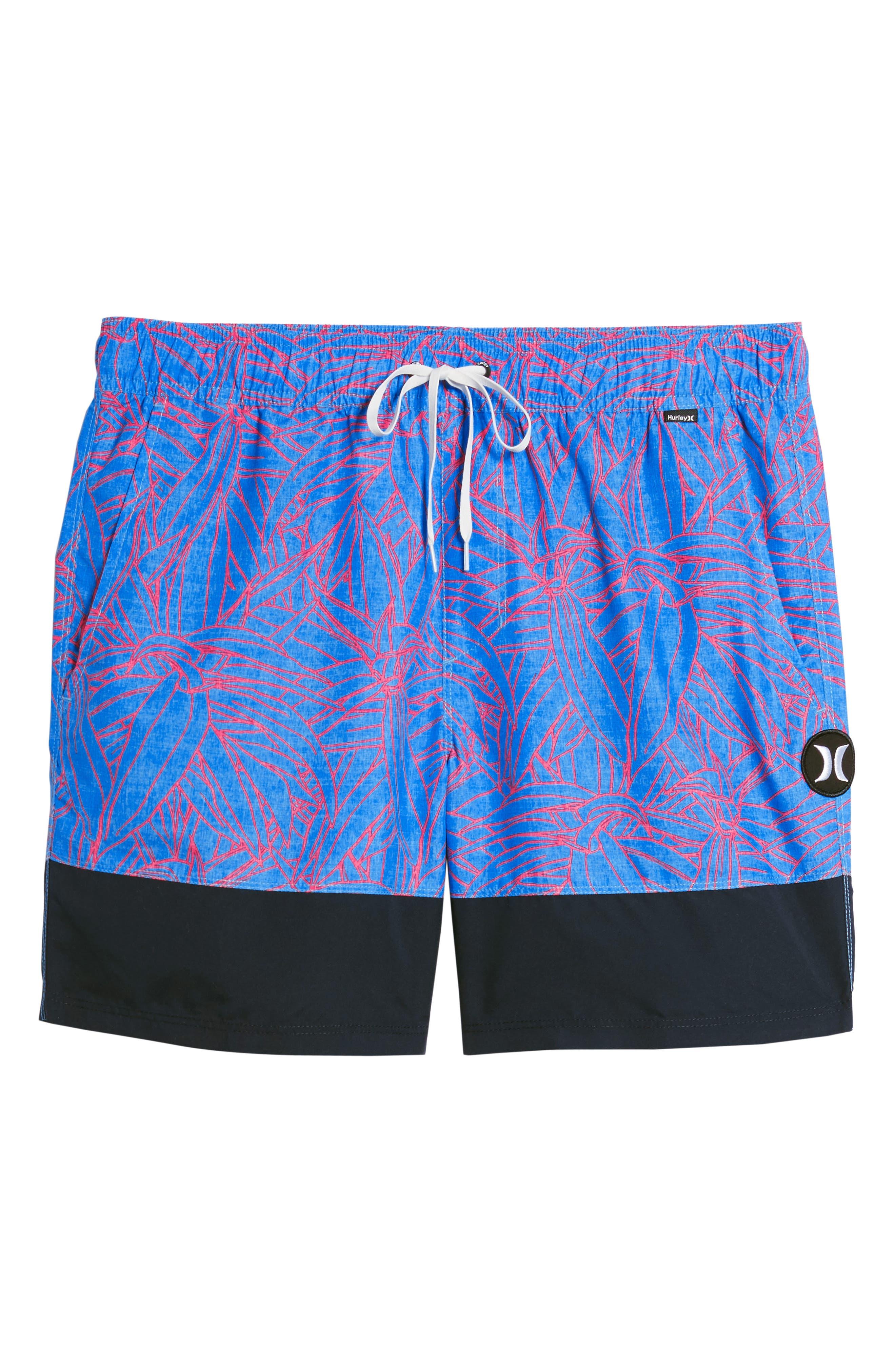 Pupkea Volley Board Shorts,                             Alternate thumbnail 12, color,