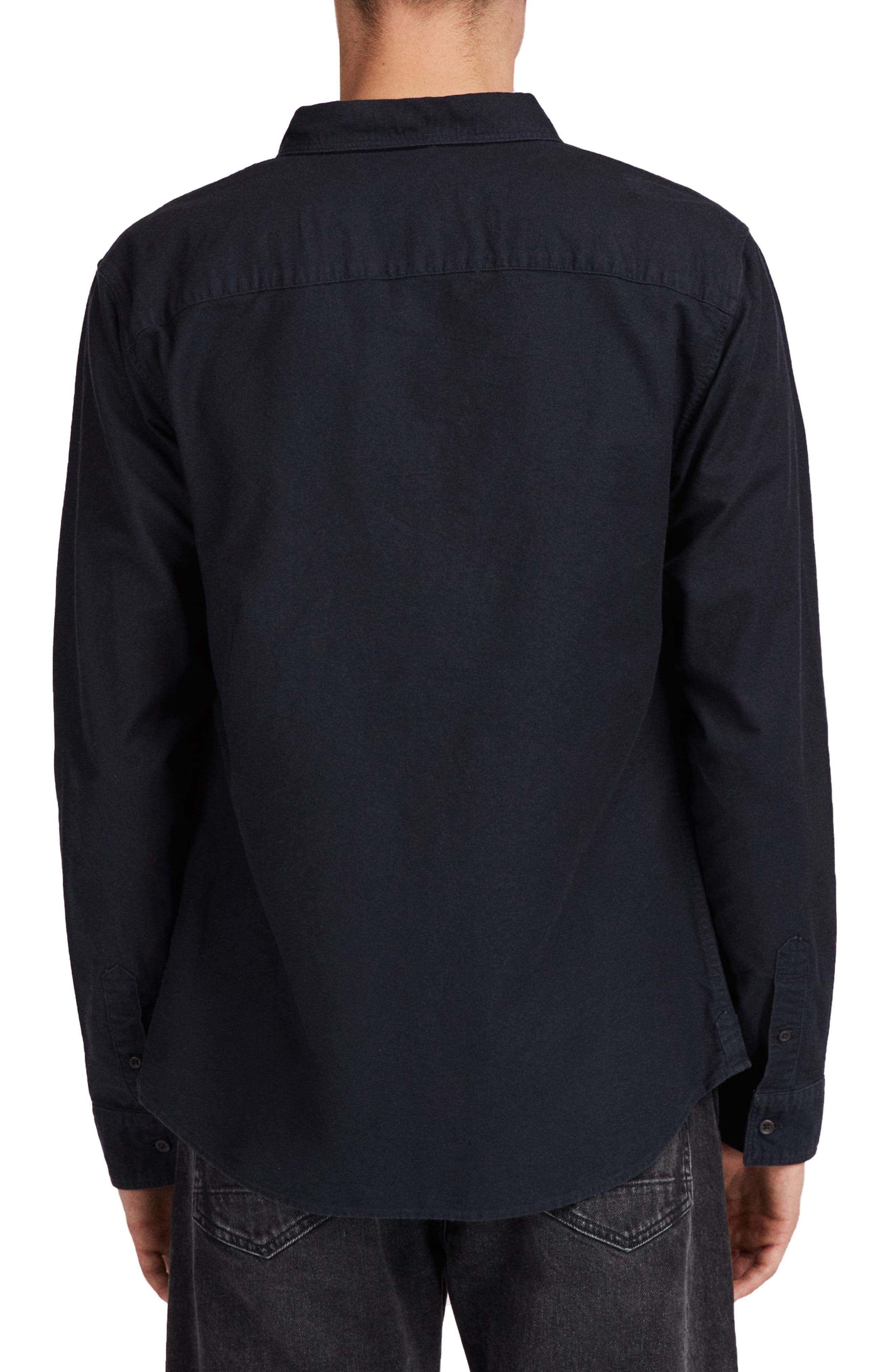 Huntington Regular Fit Sport Shirt,                             Alternate thumbnail 11, color,