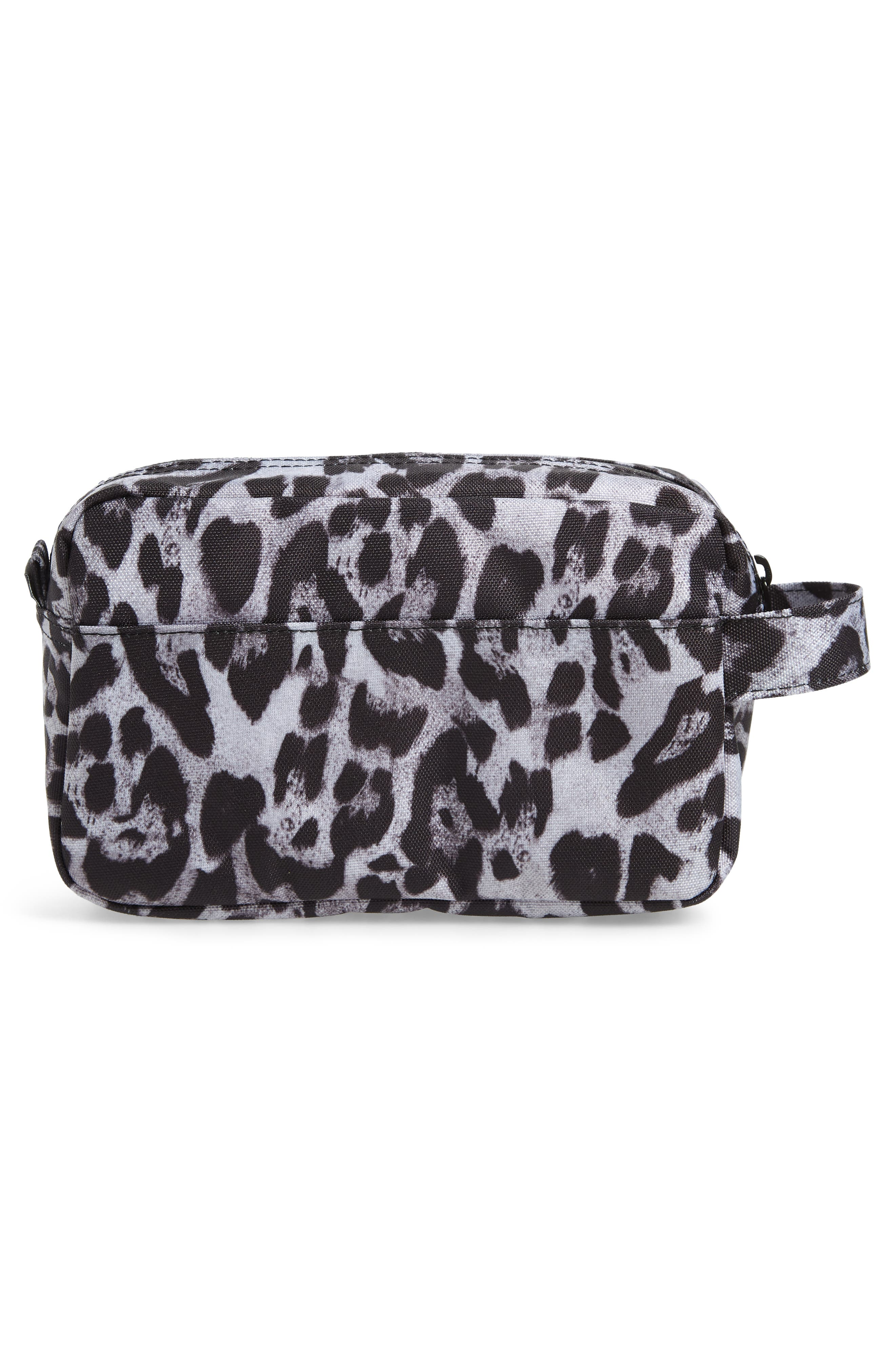 Chapter Carry-On Travel Kit,                             Alternate thumbnail 2, color,                             SNOW LEOPARD