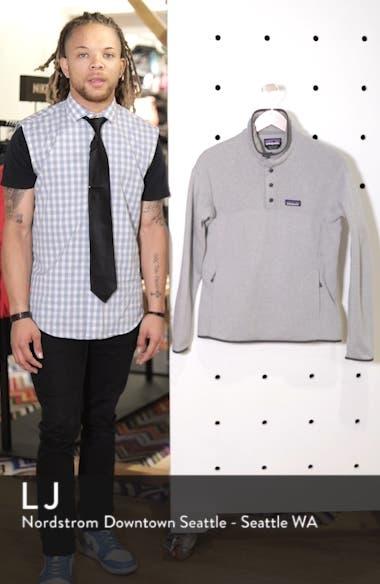 Lightweight Better Sweater Fleece, sales video thumbnail