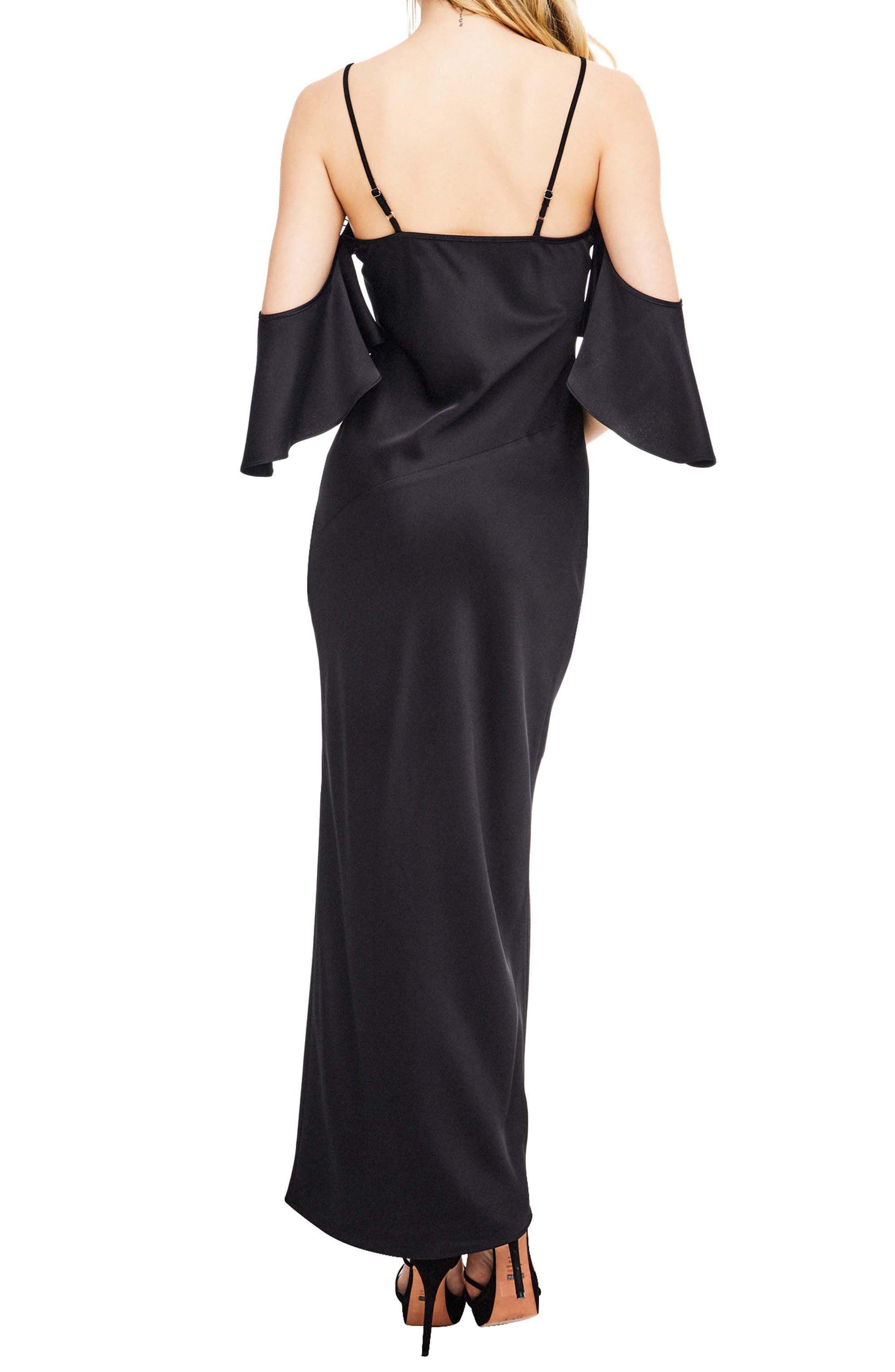 Kendra Maxi Dress,                             Alternate thumbnail 2, color,                             001