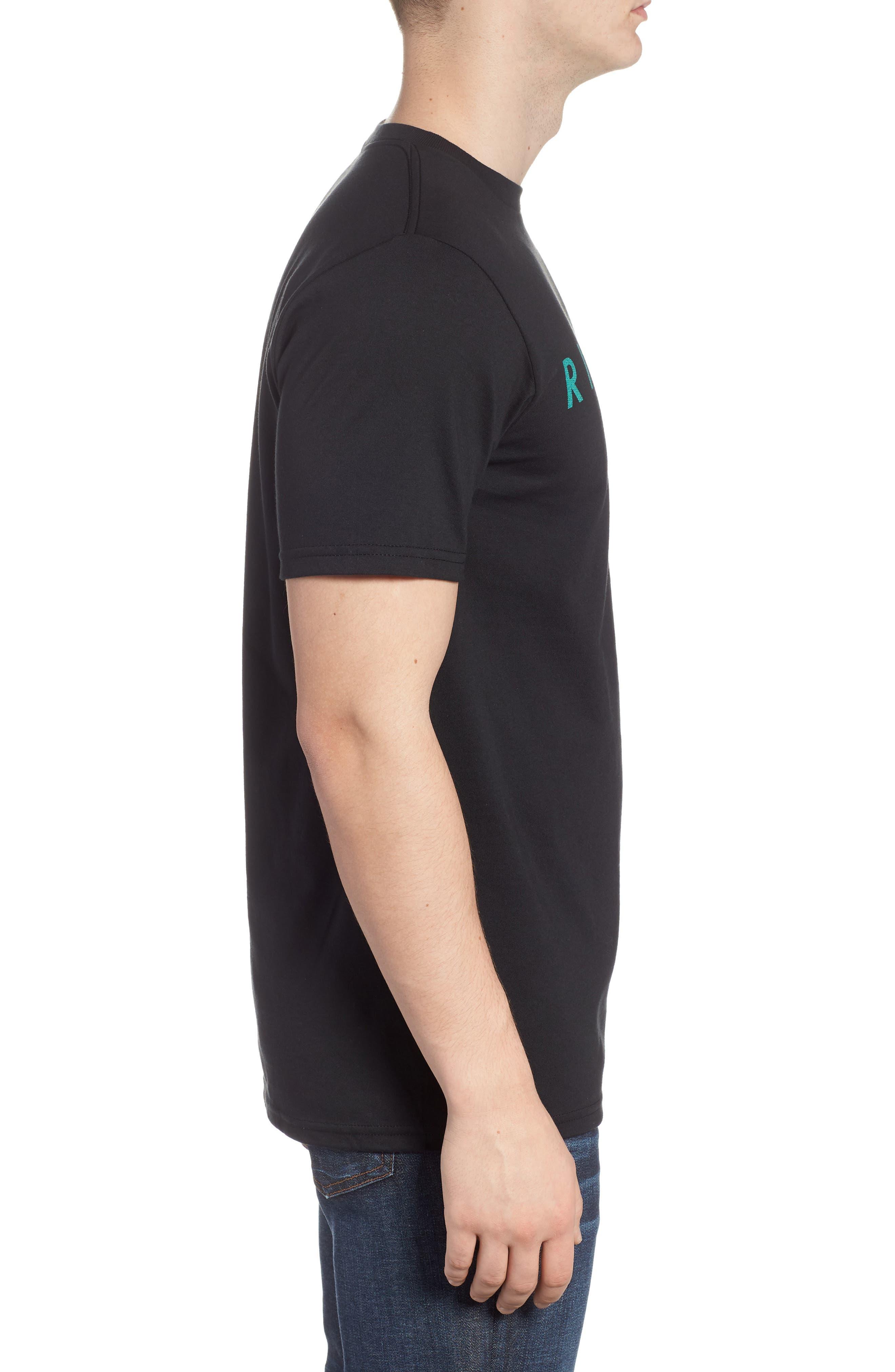 New Wave Classic T-Shirt,                             Alternate thumbnail 3, color,