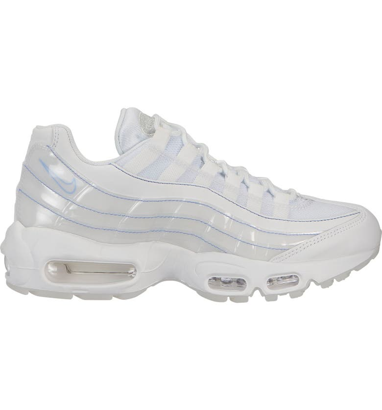 premium selection 7fa5e f48a5 NIKE Air Max 95 SE Running Shoe, Main, color, WHITE WHITE