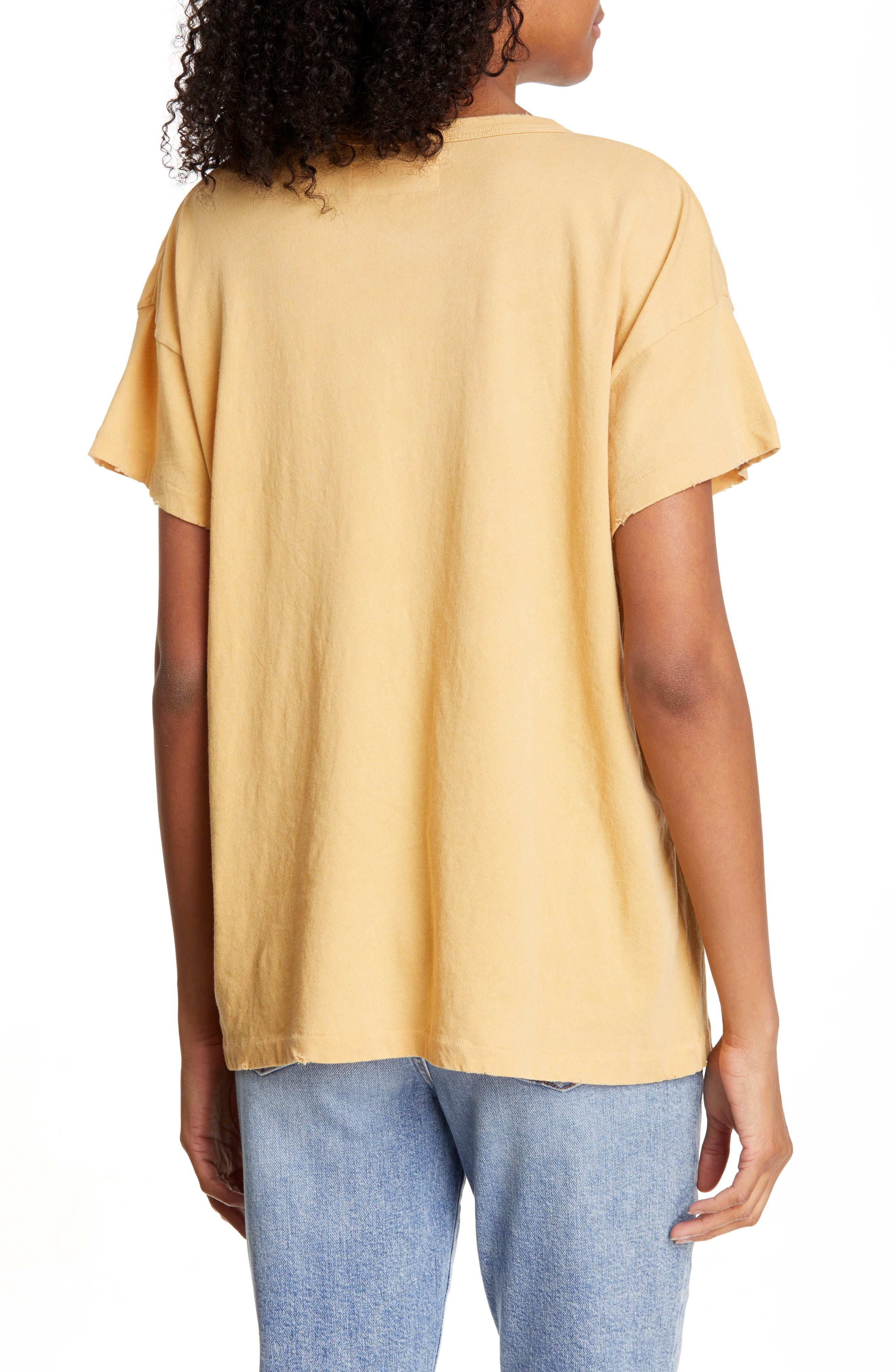 THE GREAT.,                             Tee,                             Alternate thumbnail 2, color,                             709