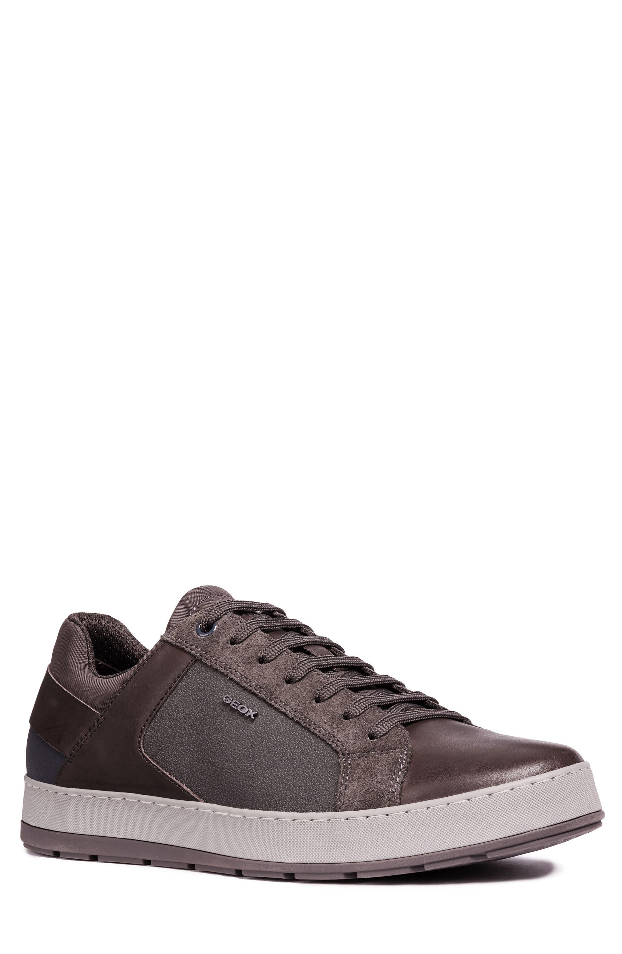 Geox Ariam 1 Low Top Sneaker, Brown