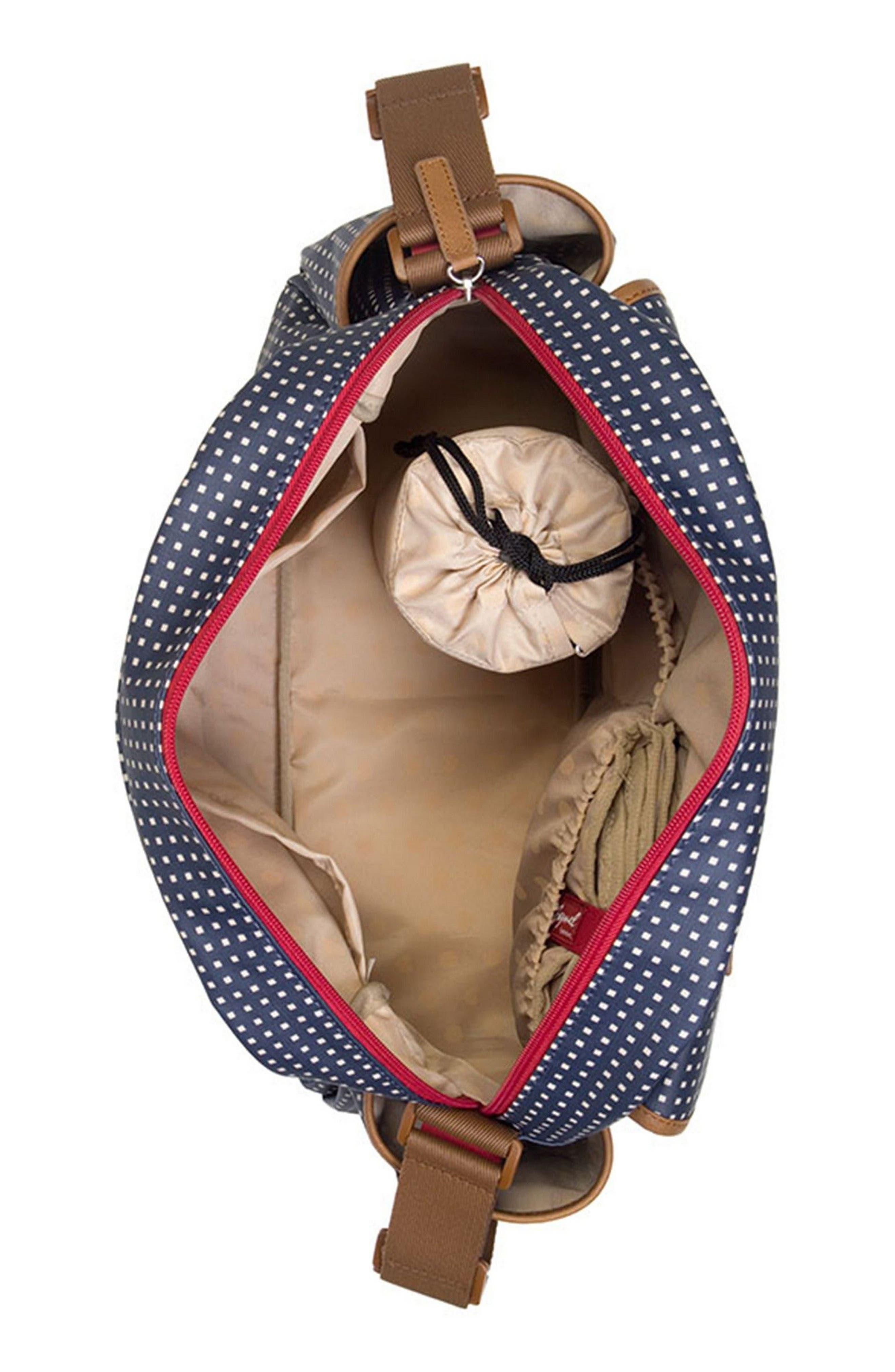 Molly Diaper Bag,                             Alternate thumbnail 10, color,