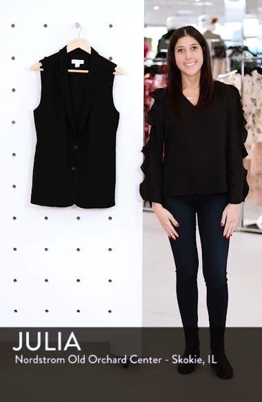 Menswear Vest, sales video thumbnail