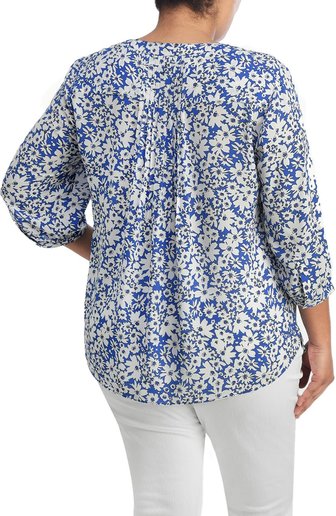 Henley Top,                             Alternate thumbnail 163, color,