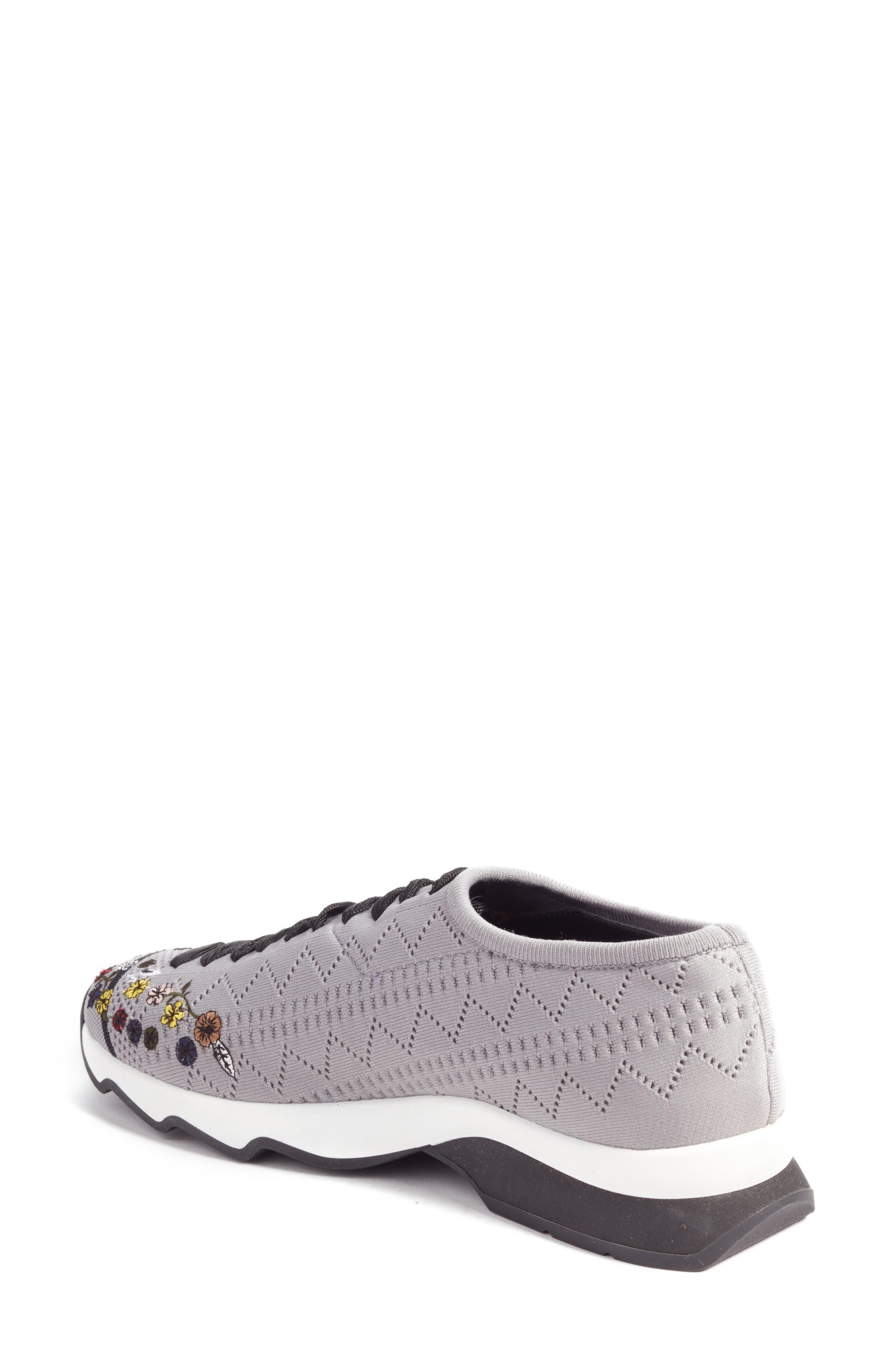 Marie Antoinette Sneaker,                             Alternate thumbnail 2, color,                             100