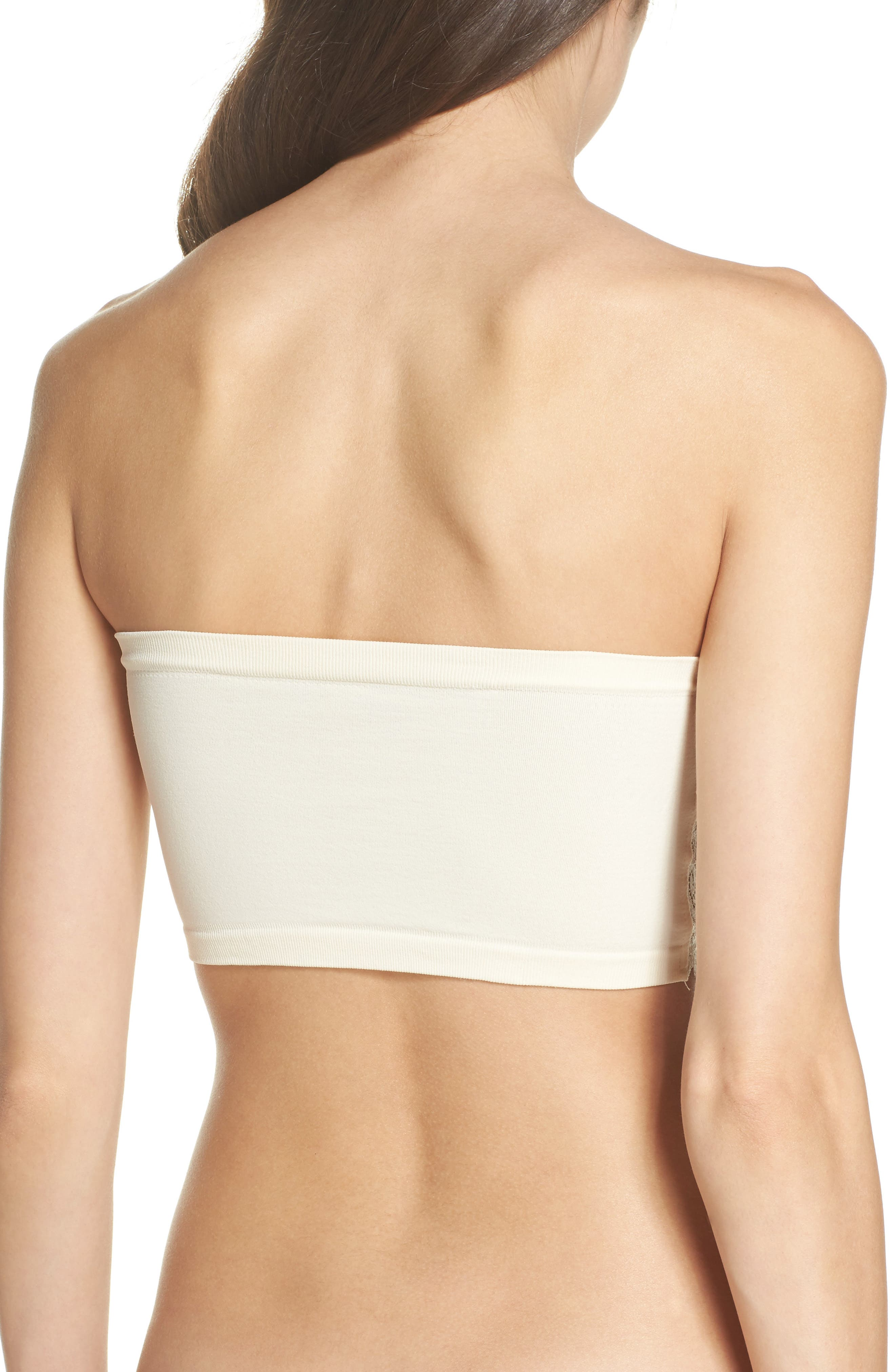 Intimately FP Lace Reversible Seamless Bandeau,                             Alternate thumbnail 20, color,