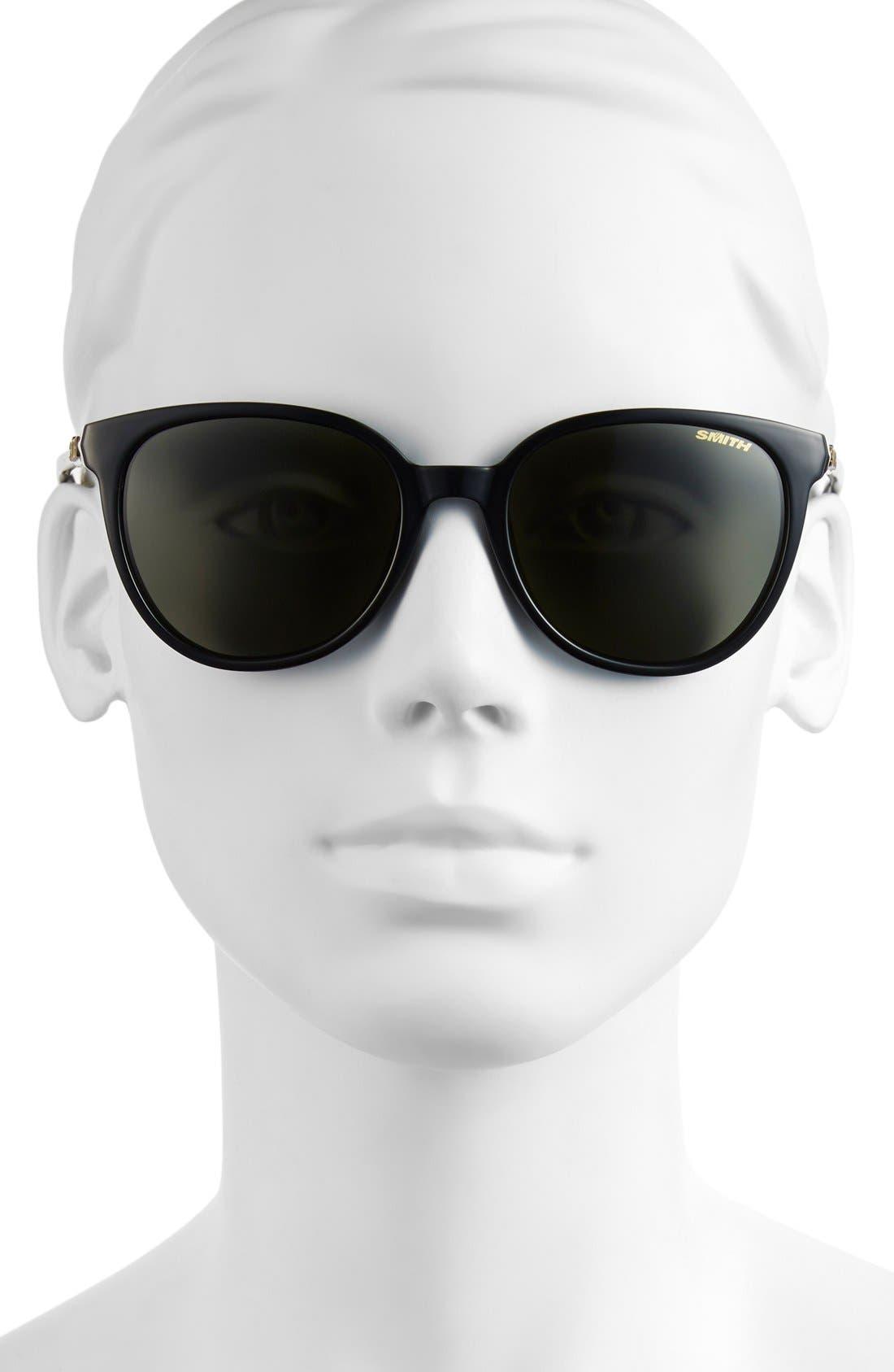 'Cheetah' 53mm Sunglasses,                             Alternate thumbnail 2, color,                             001