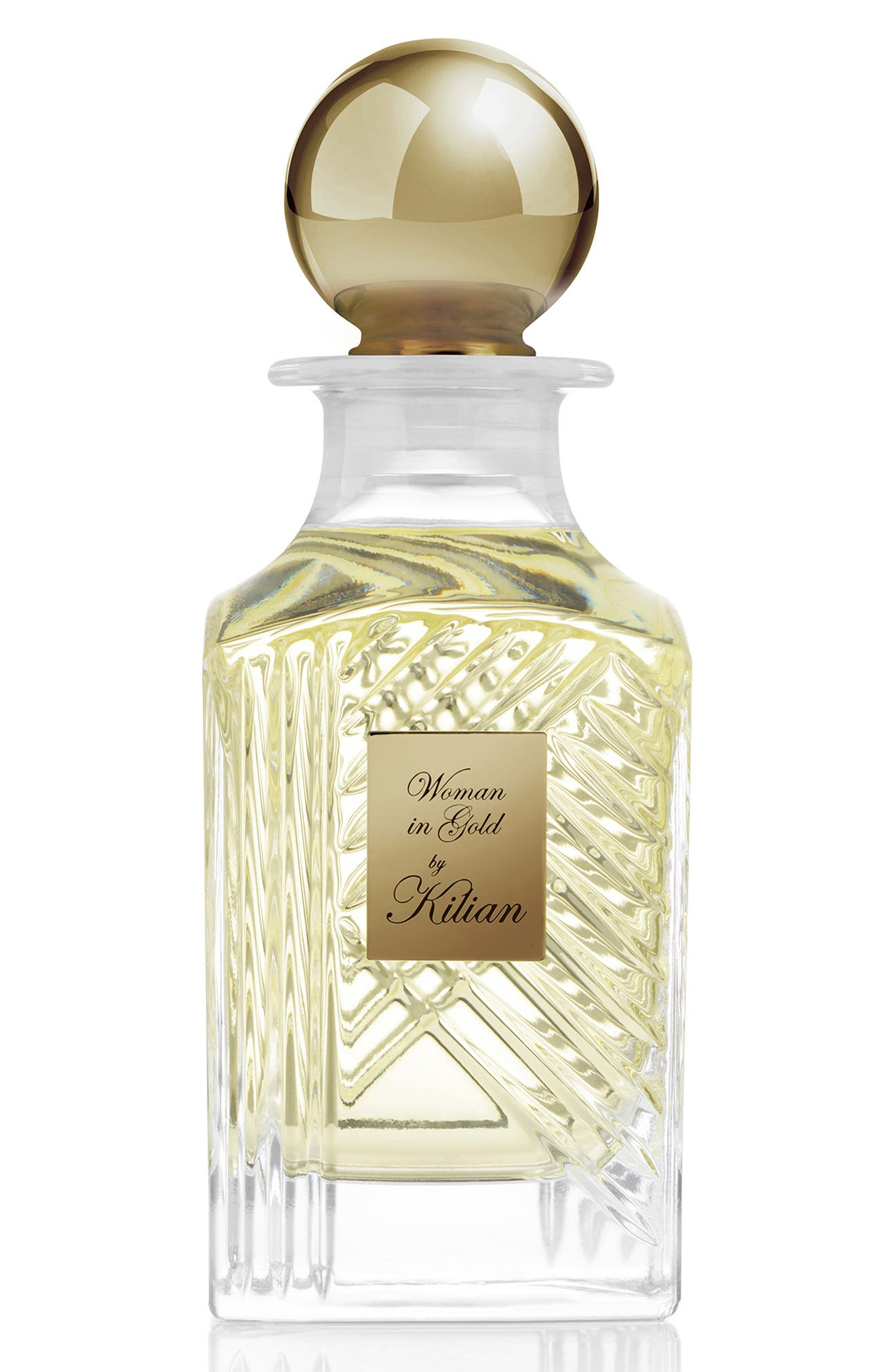 Woman in Gold Collector's Edition Mini Carafe Perfume,                             Main thumbnail 1, color,                             000