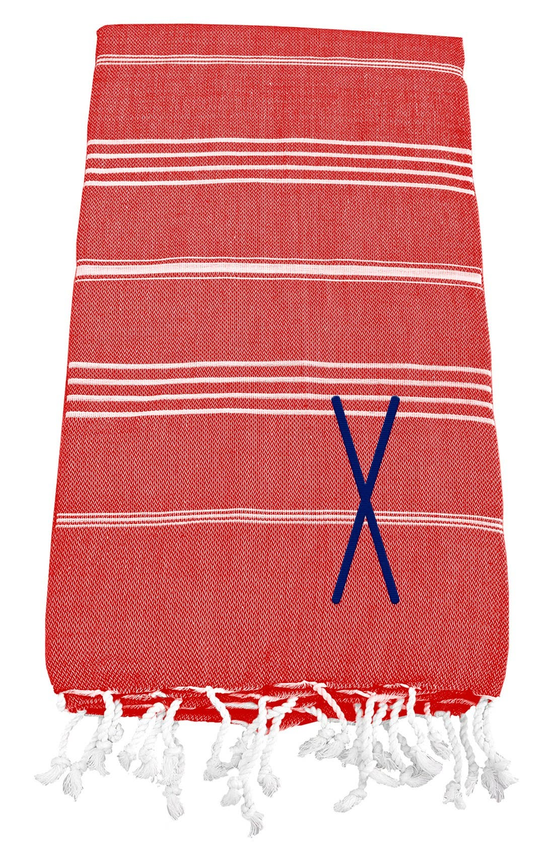 Monogram Turkish Cotton Towel,                             Main thumbnail 133, color,