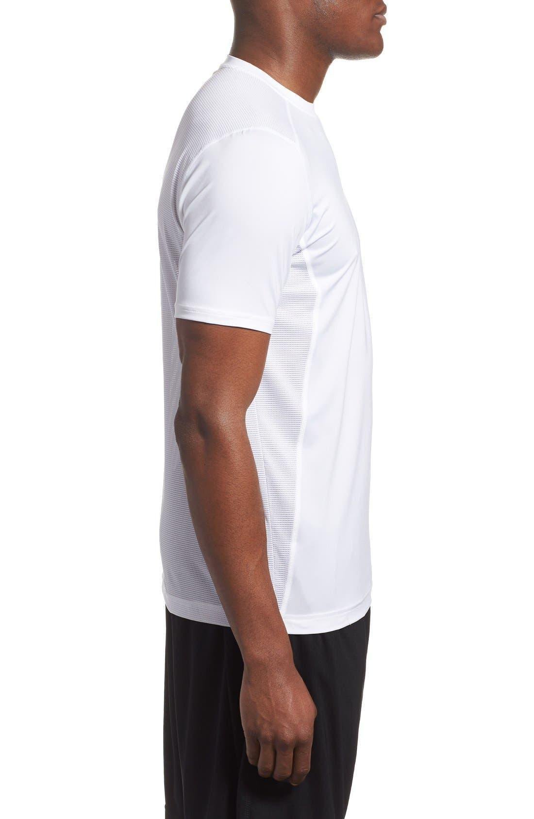 'Raid' HeatGear<sup>®</sup> Training T-Shirt,                             Alternate thumbnail 163, color,