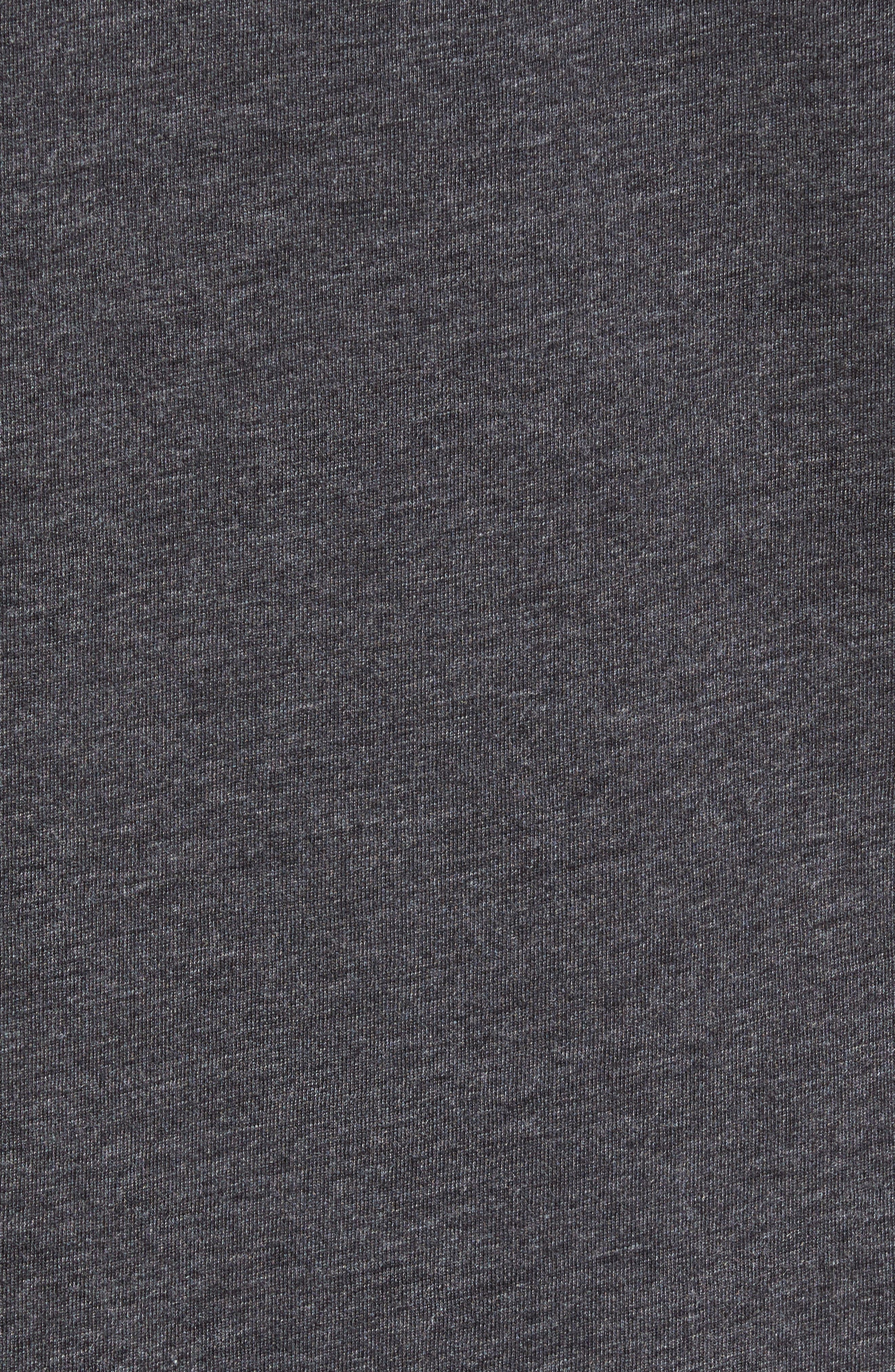 Grid All the Way Graphic T-Shirt,                             Alternate thumbnail 5, color,                             001