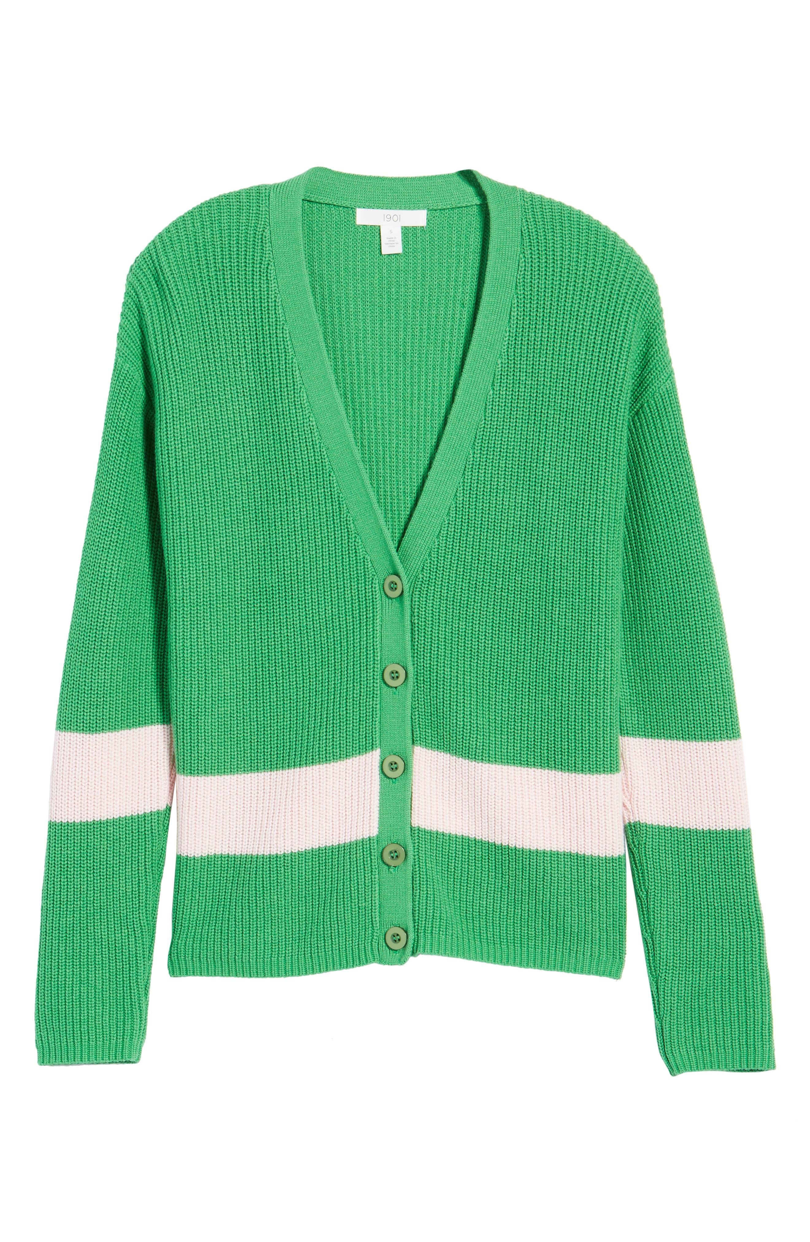 Shaker Knit Cardigan,                             Alternate thumbnail 34, color,