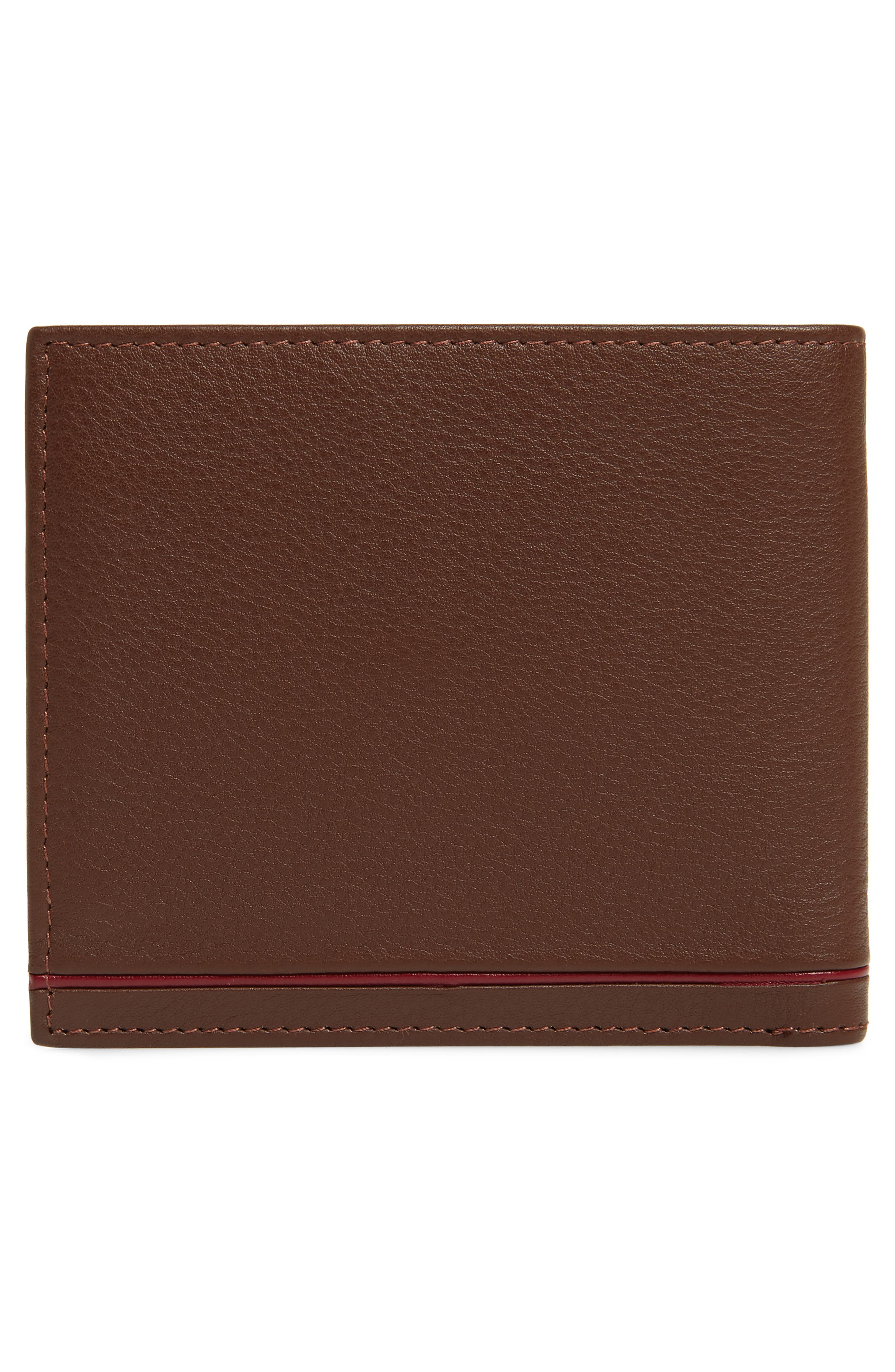 Dooree Leather Wallet,                             Alternate thumbnail 3, color,                             217