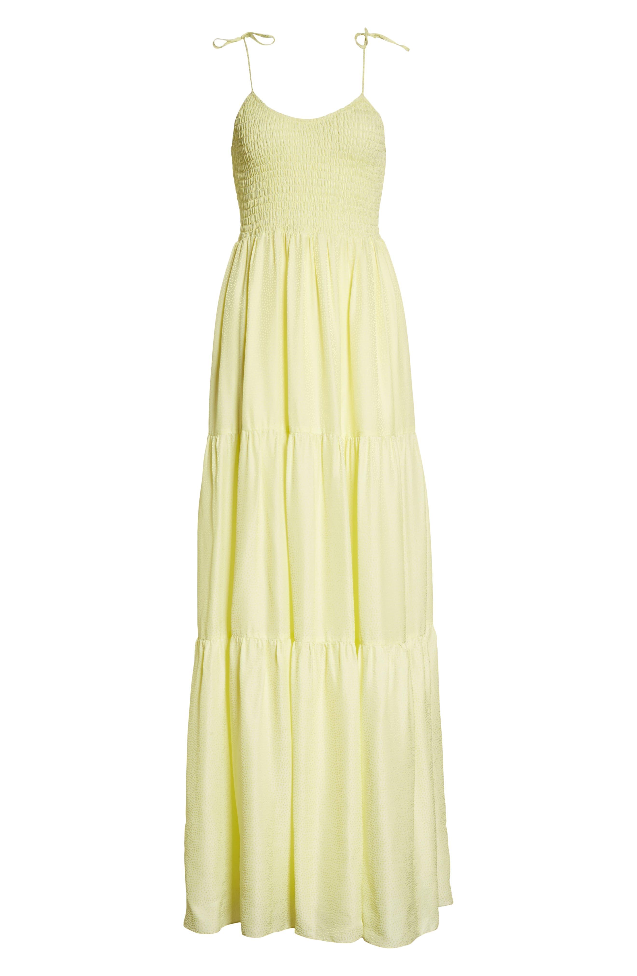Prose & Poetry Inaya Maxi Dress,                             Alternate thumbnail 6, color,                             741