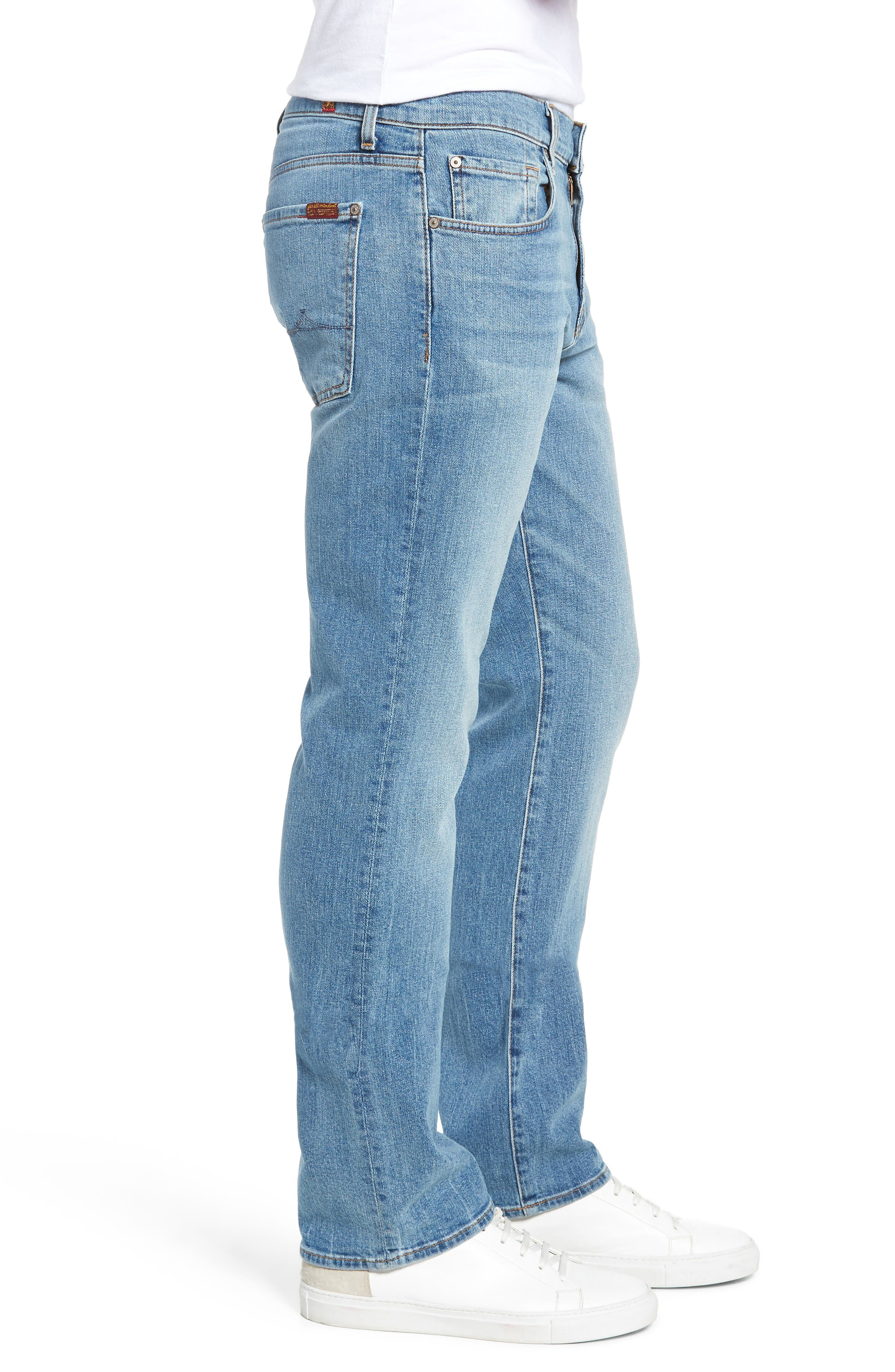 Austyn Relaxed Fit Jeans,                             Alternate thumbnail 3, color,                             PROSE
