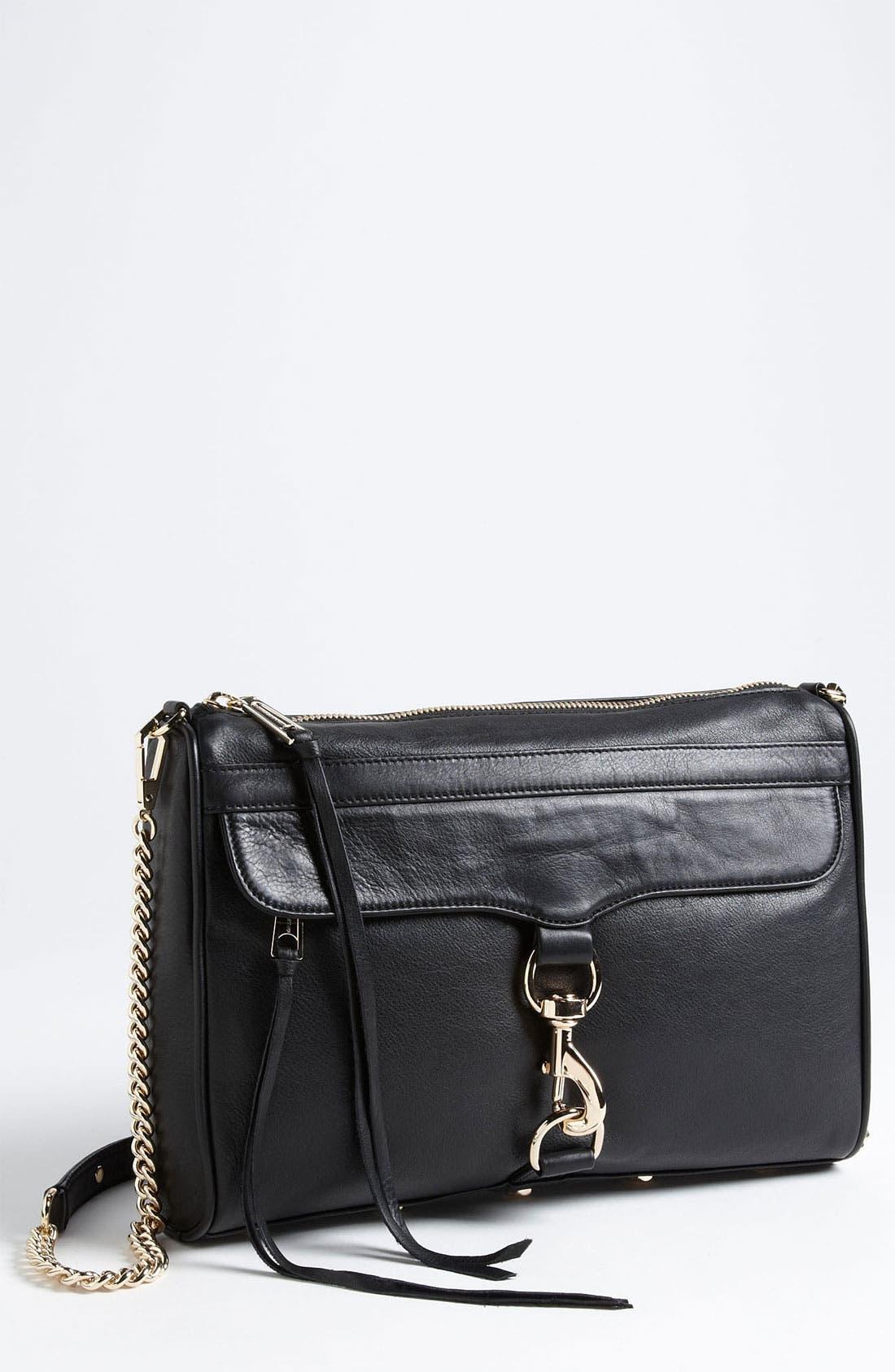 'MAC Daddy' Crossbody Bag, Main, color, 001