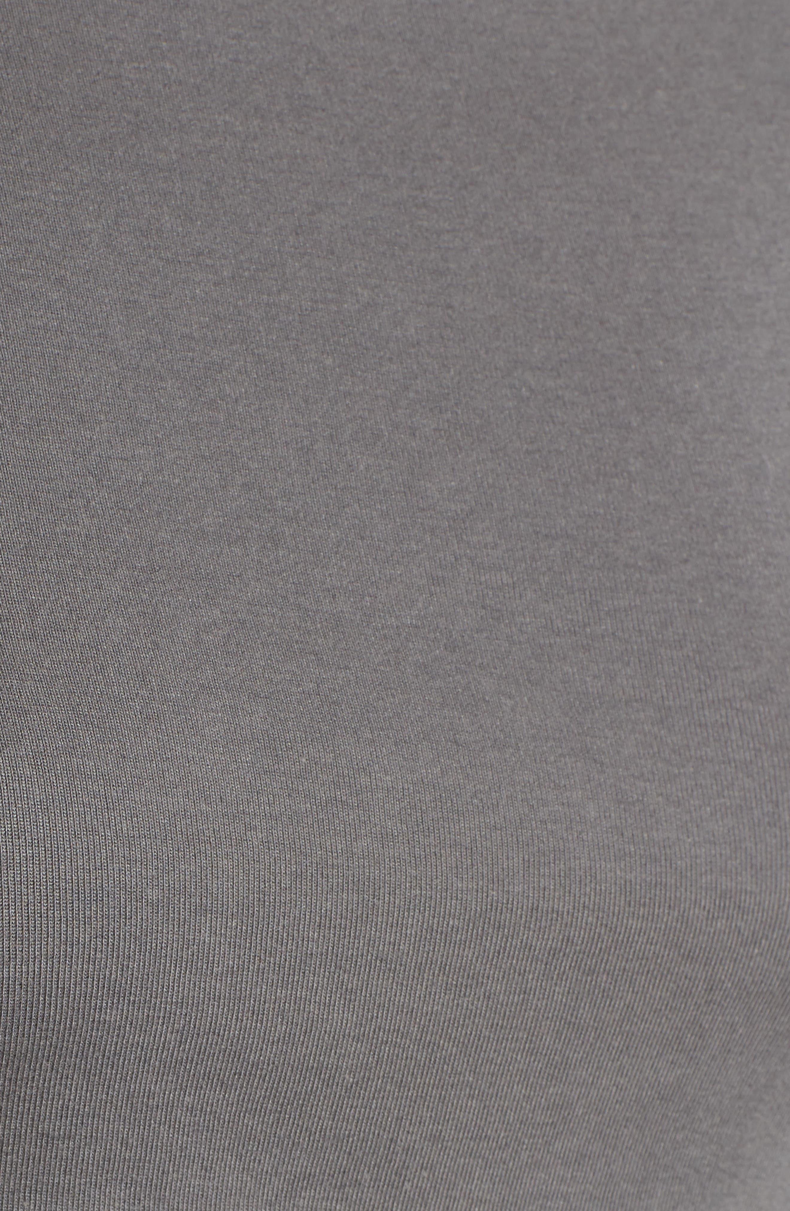 Three Quarter Sleeve Tee,                             Alternate thumbnail 98, color,