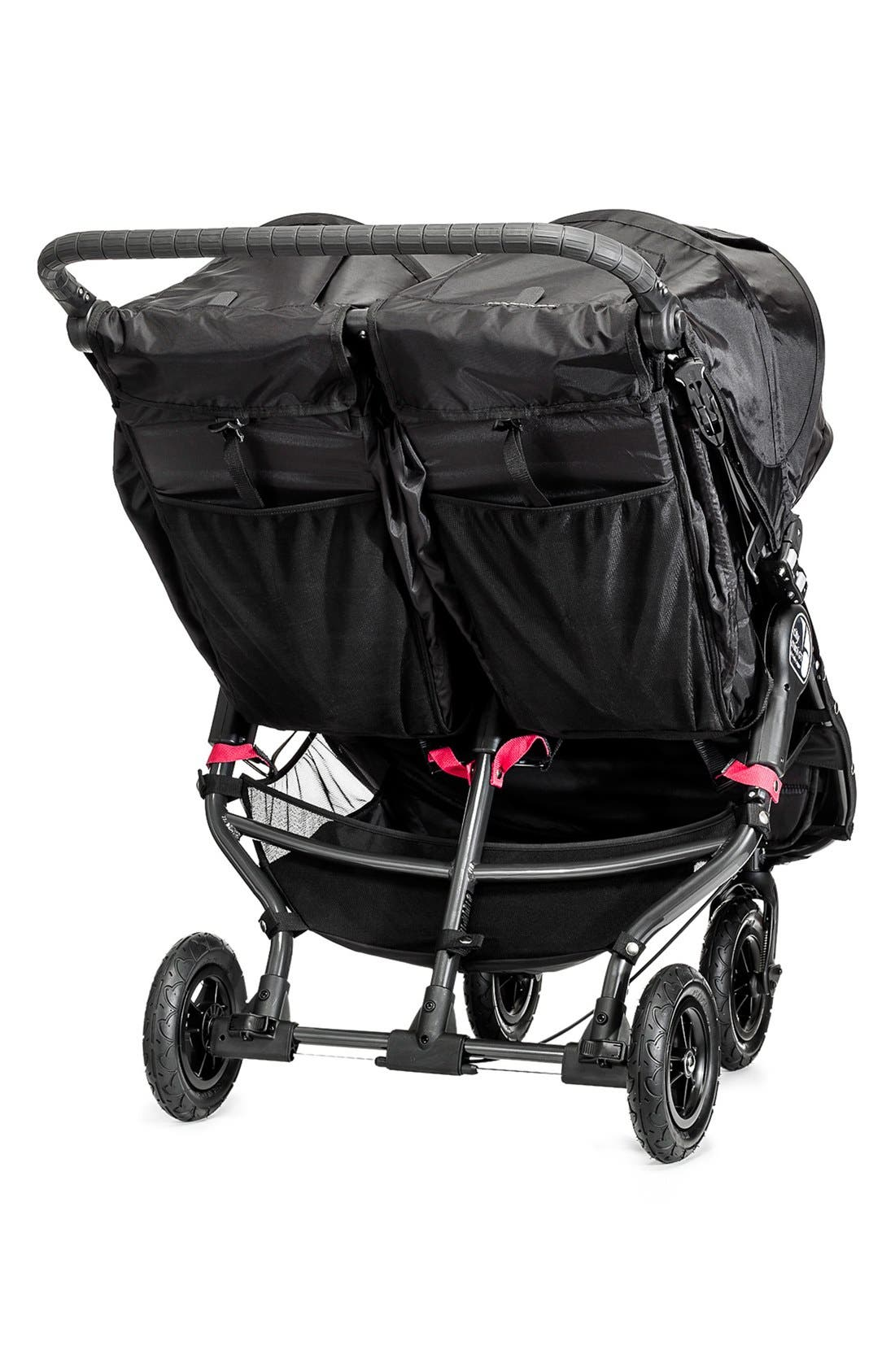 'City Mini GT<sup>™</sup>' Double Stroller,                             Alternate thumbnail 5, color,                             001