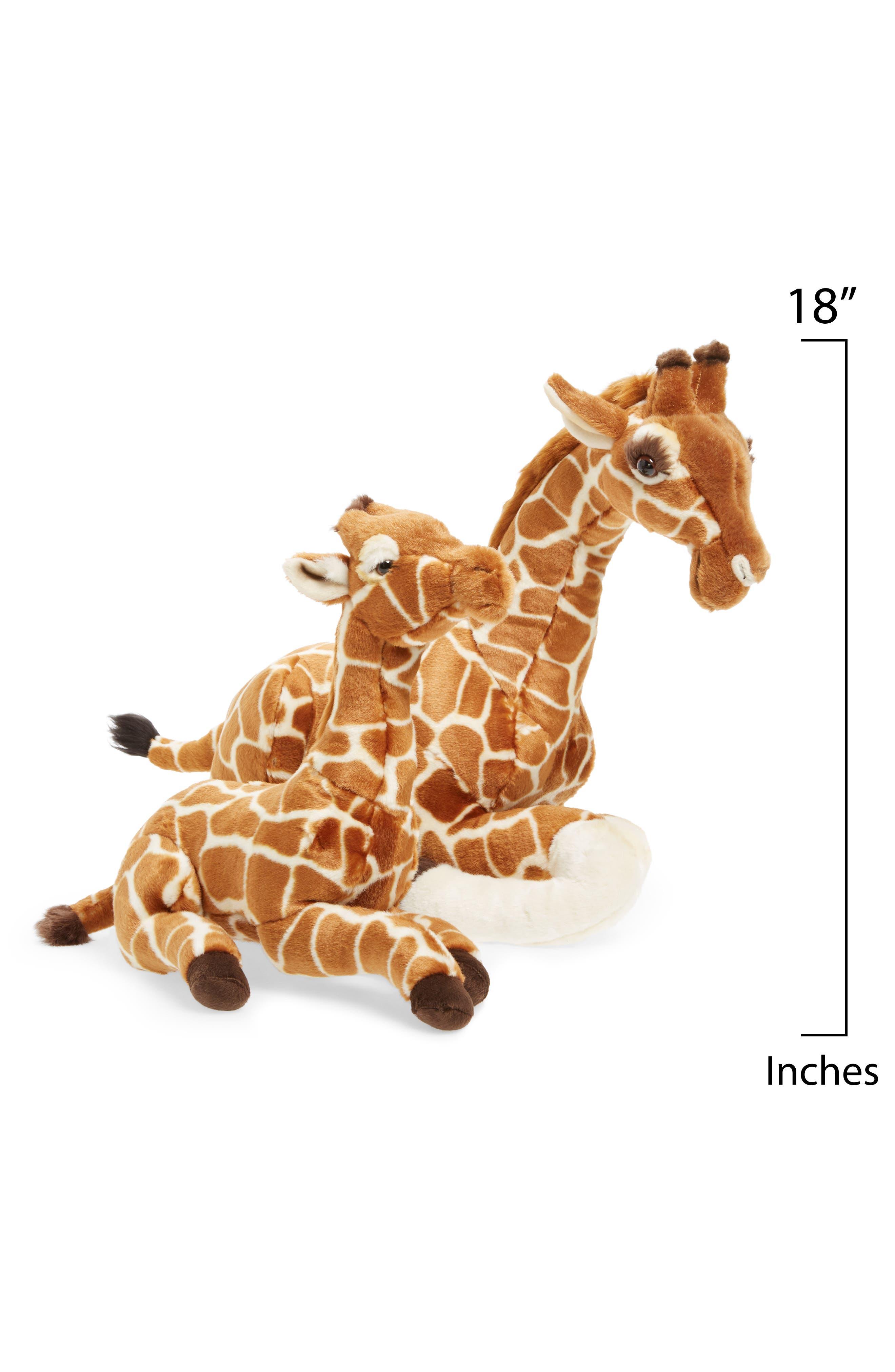Plush Parent & Baby Giraffe Set,                             Alternate thumbnail 2, color,                             200