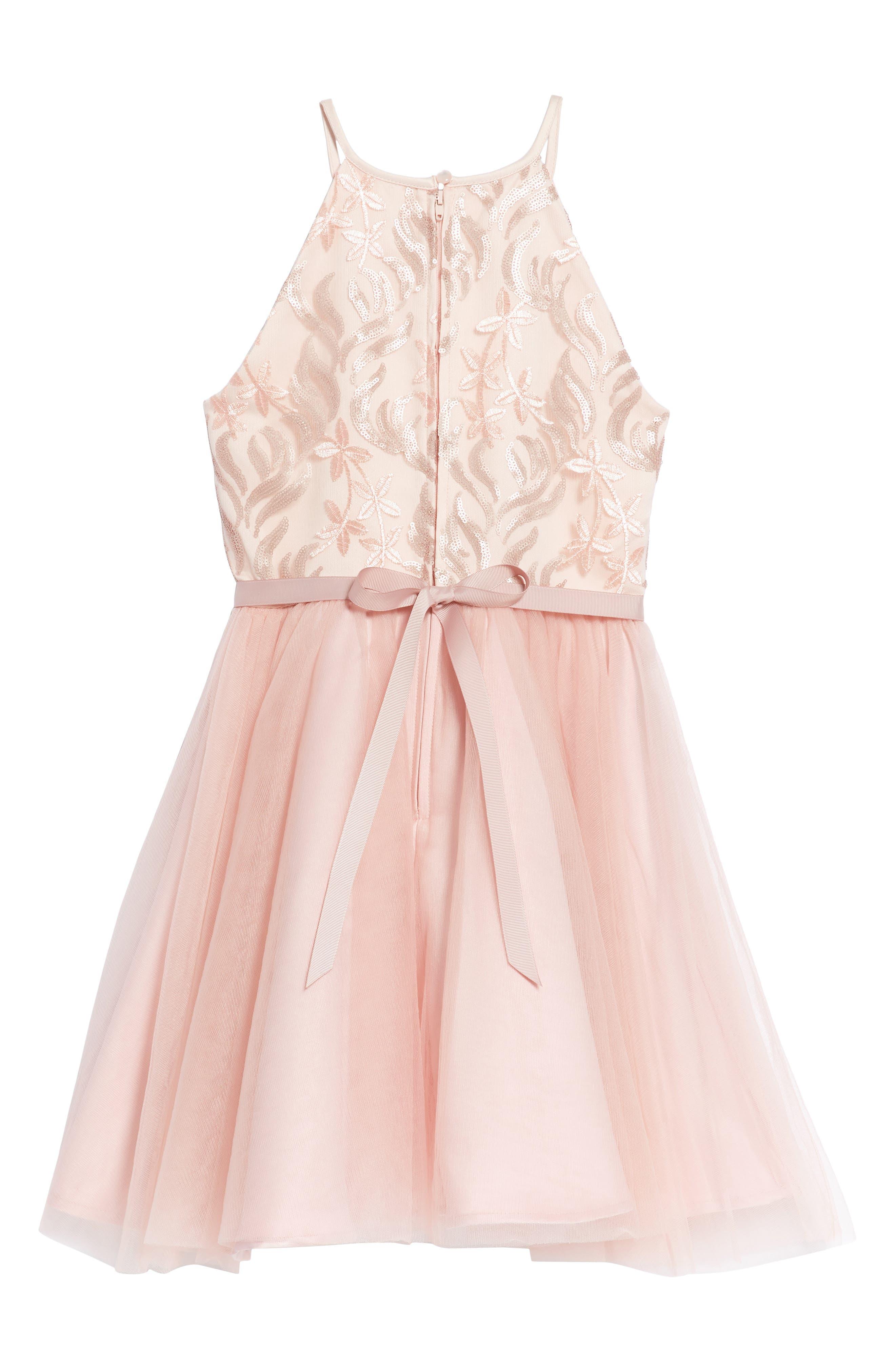 Sequin Tutu Dress,                             Alternate thumbnail 2, color,                             685