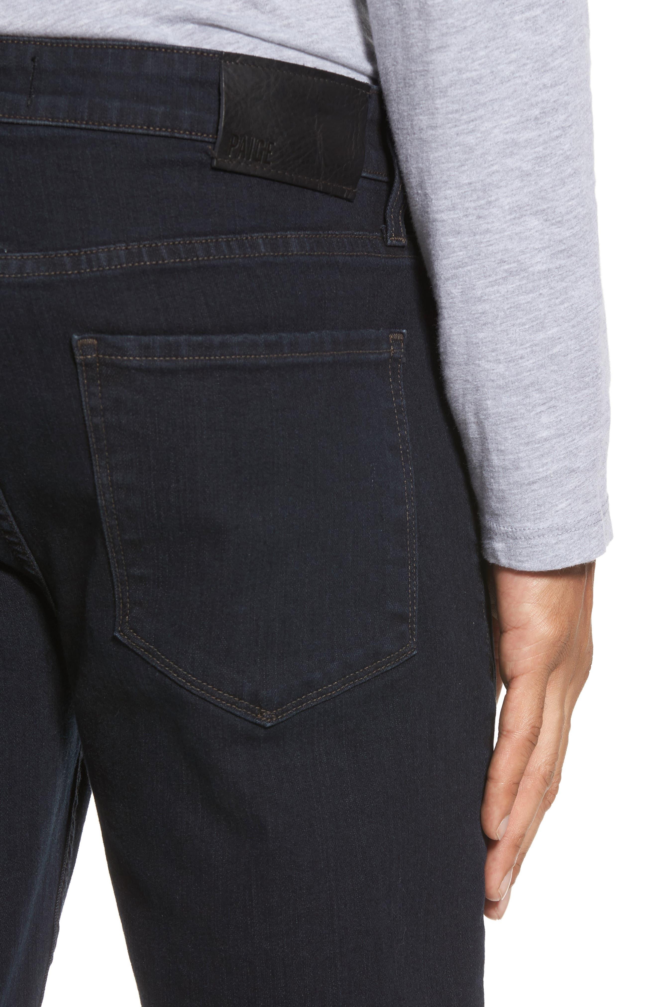 Lennox Slim Fit Jeans,                             Alternate thumbnail 4, color,                             TOMMY