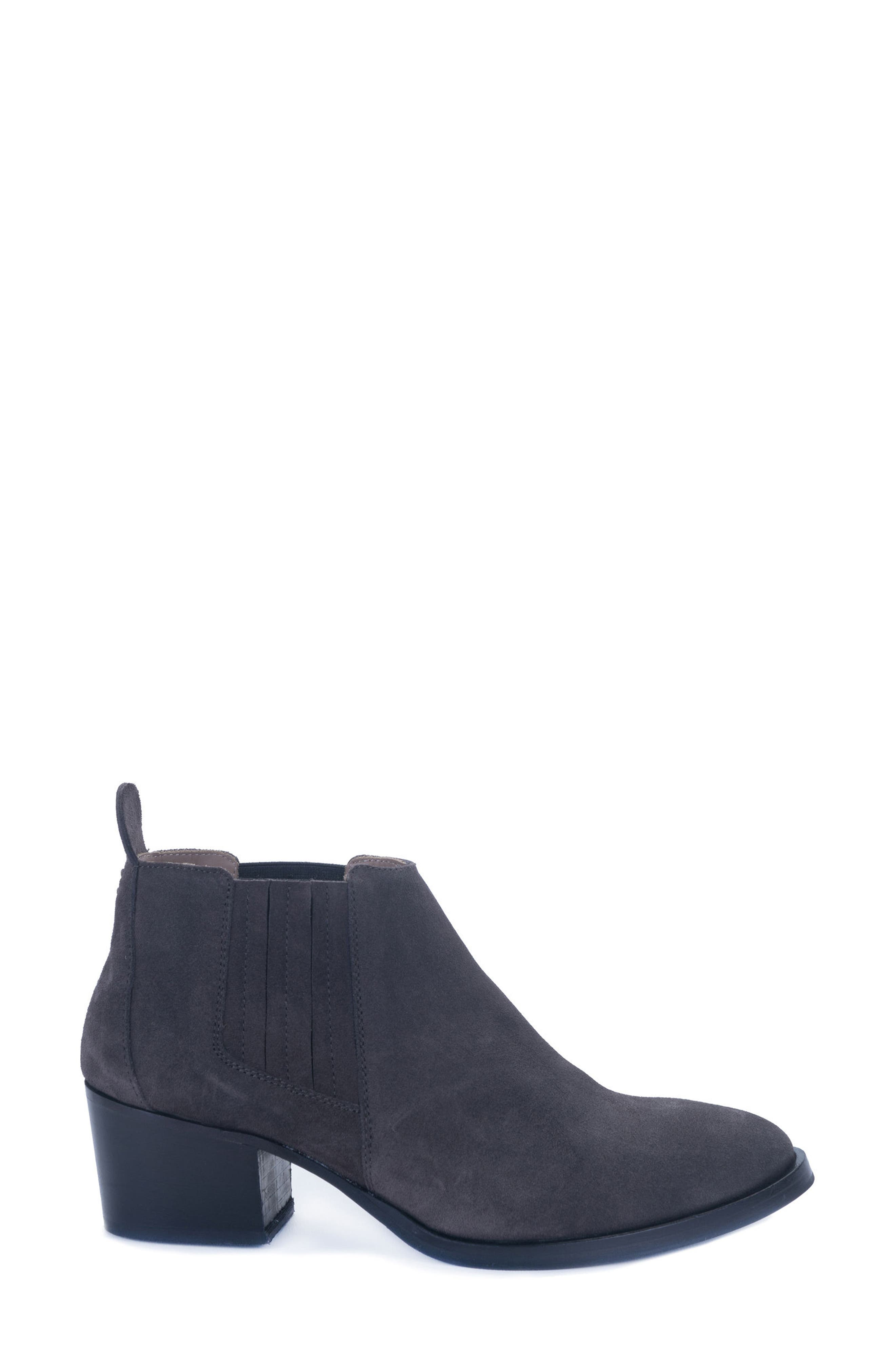 Corsini Water-Resistant Pull On Bootie,                             Alternate thumbnail 3, color,                             033