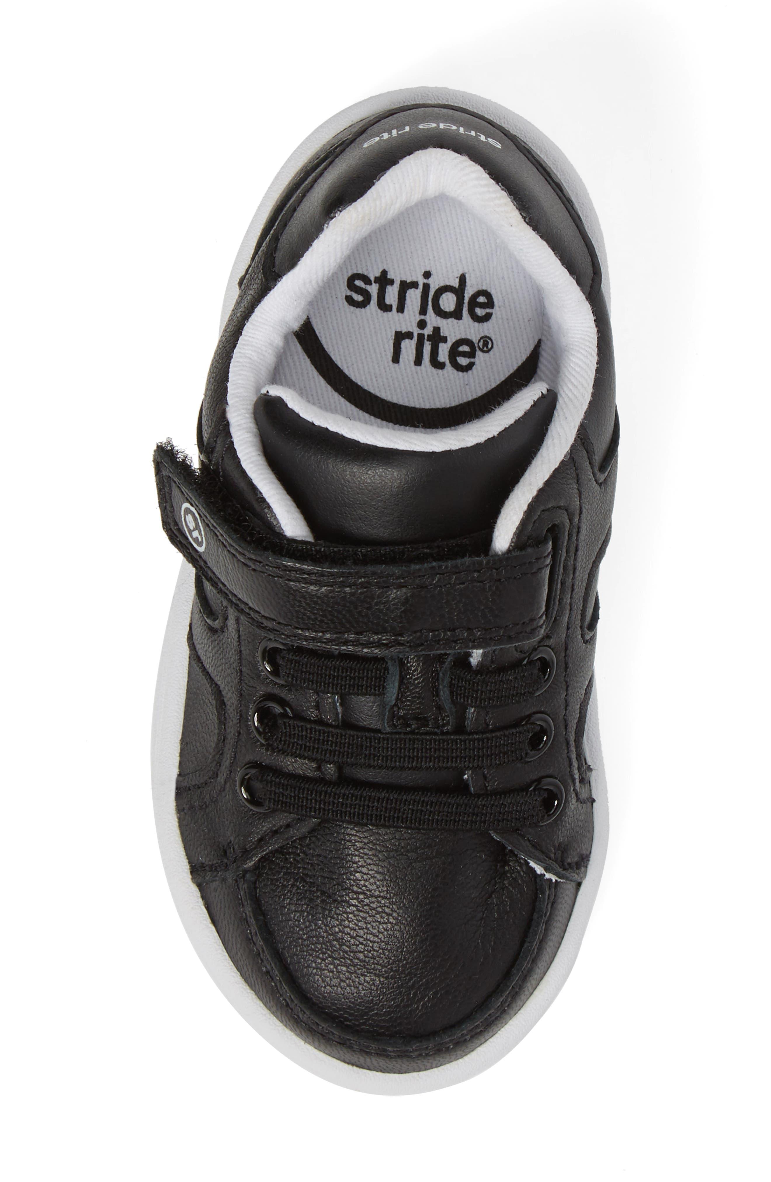 SRT Noe Sneaker,                             Alternate thumbnail 5, color,                             BLACK