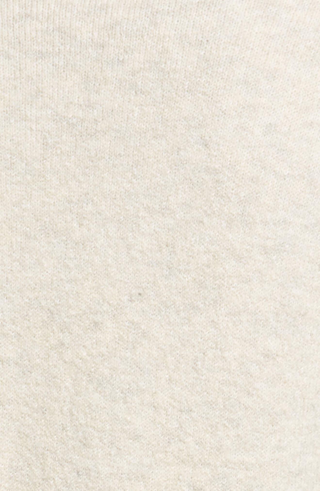 Rib Trim Long Cardigan,                             Alternate thumbnail 22, color,