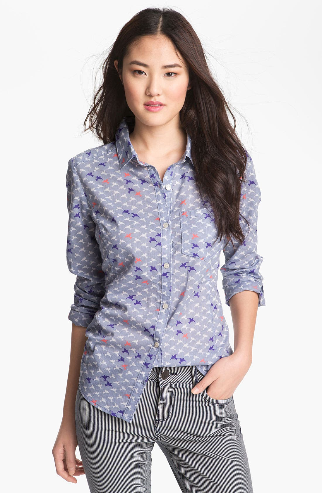 Long Sleeve Shirt,                             Main thumbnail 25, color,