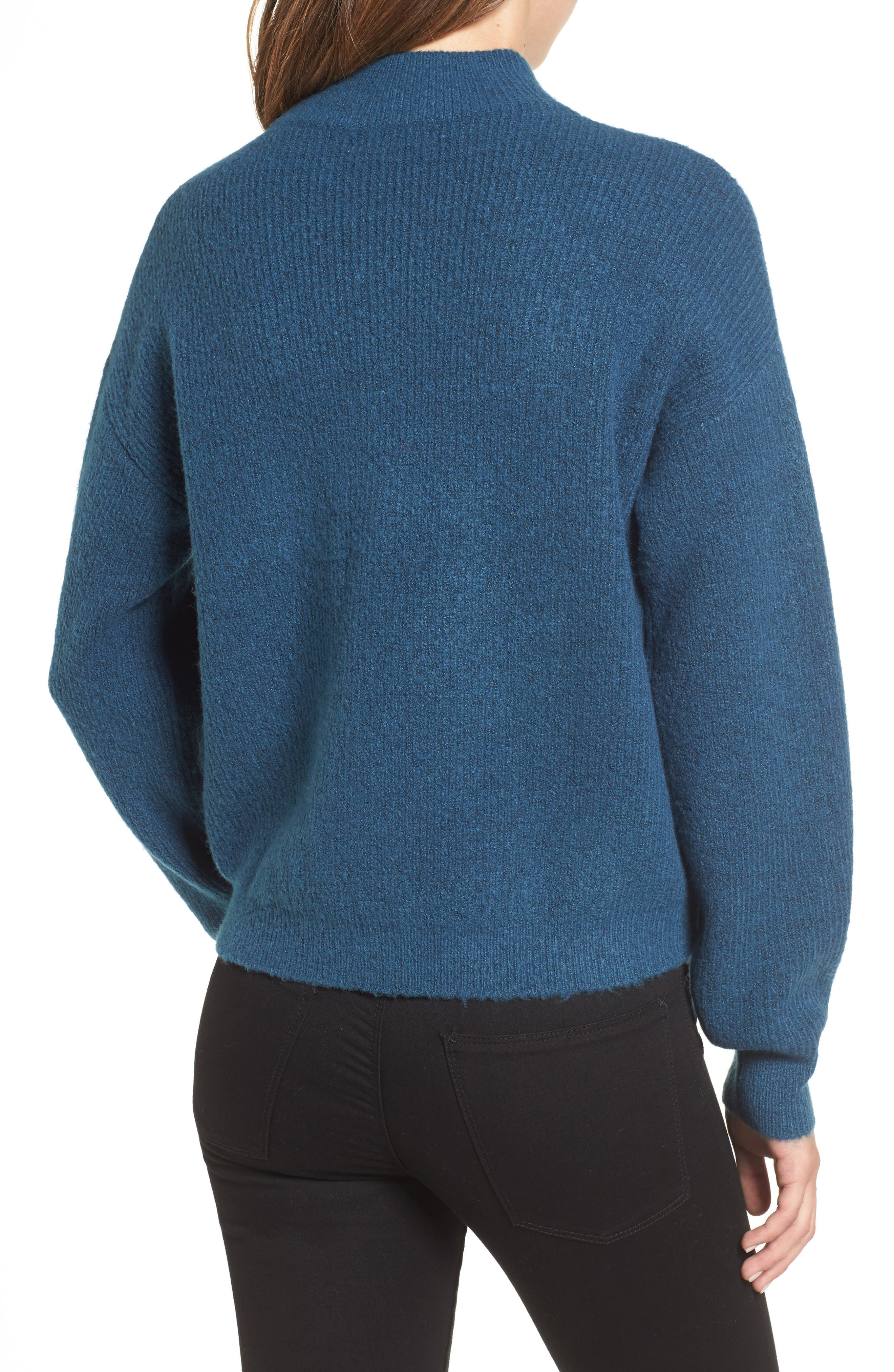 Cozy Ribbed Pullover,                             Alternate thumbnail 11, color,