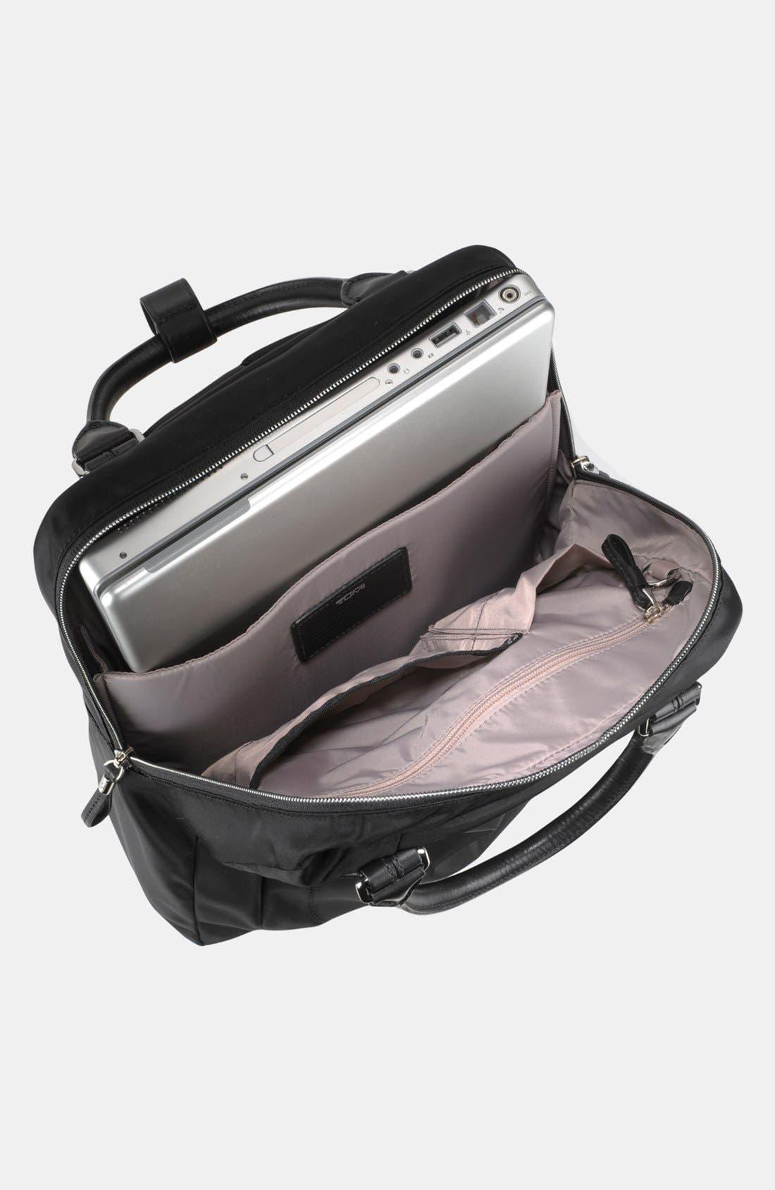 TUMI,                             'Voyager - Ascot' Convertible Backpack,                             Alternate thumbnail 5, color,                             001