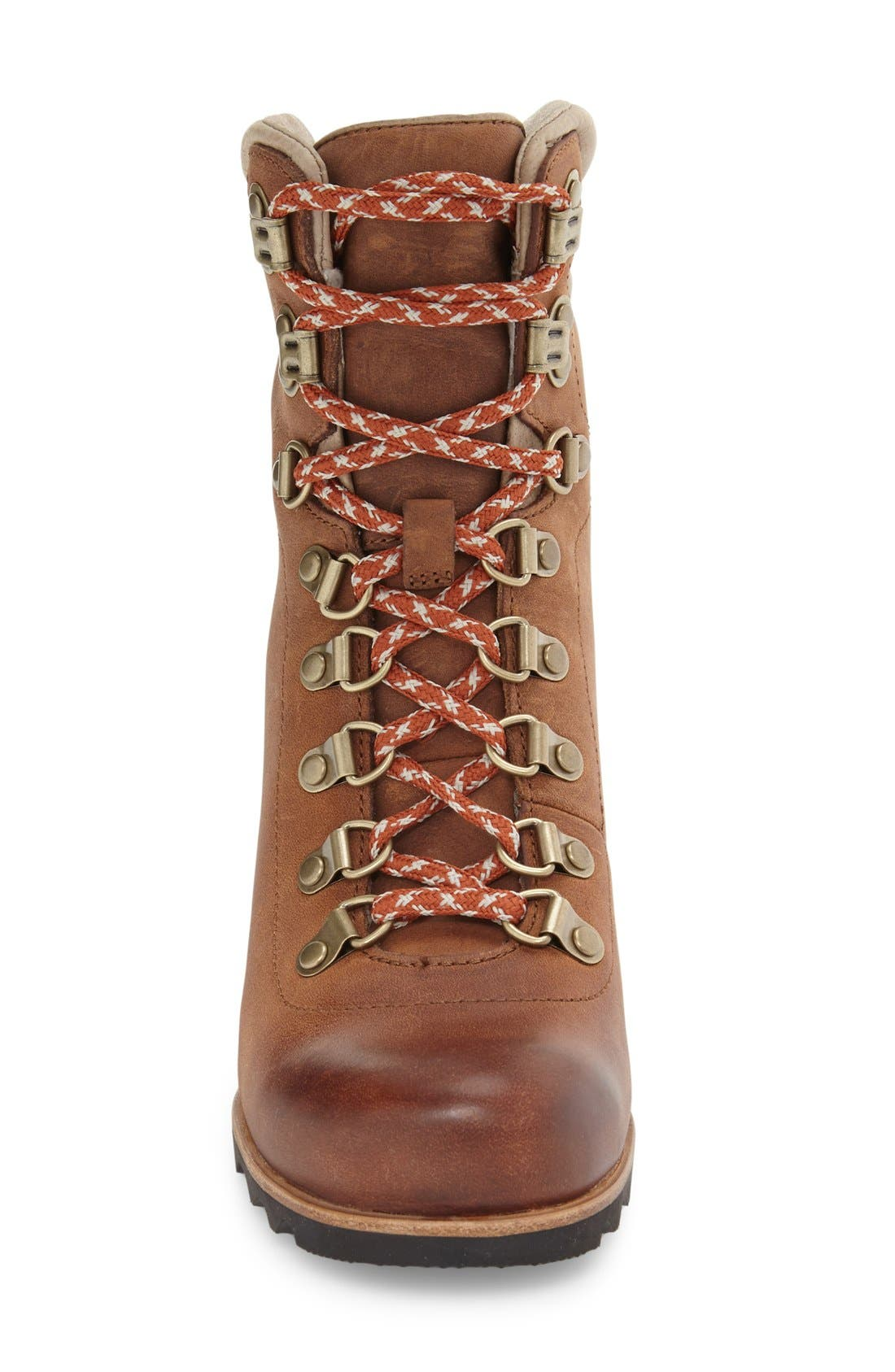 'Conquest' Waterproof Wedge Boot,                             Alternate thumbnail 14, color,