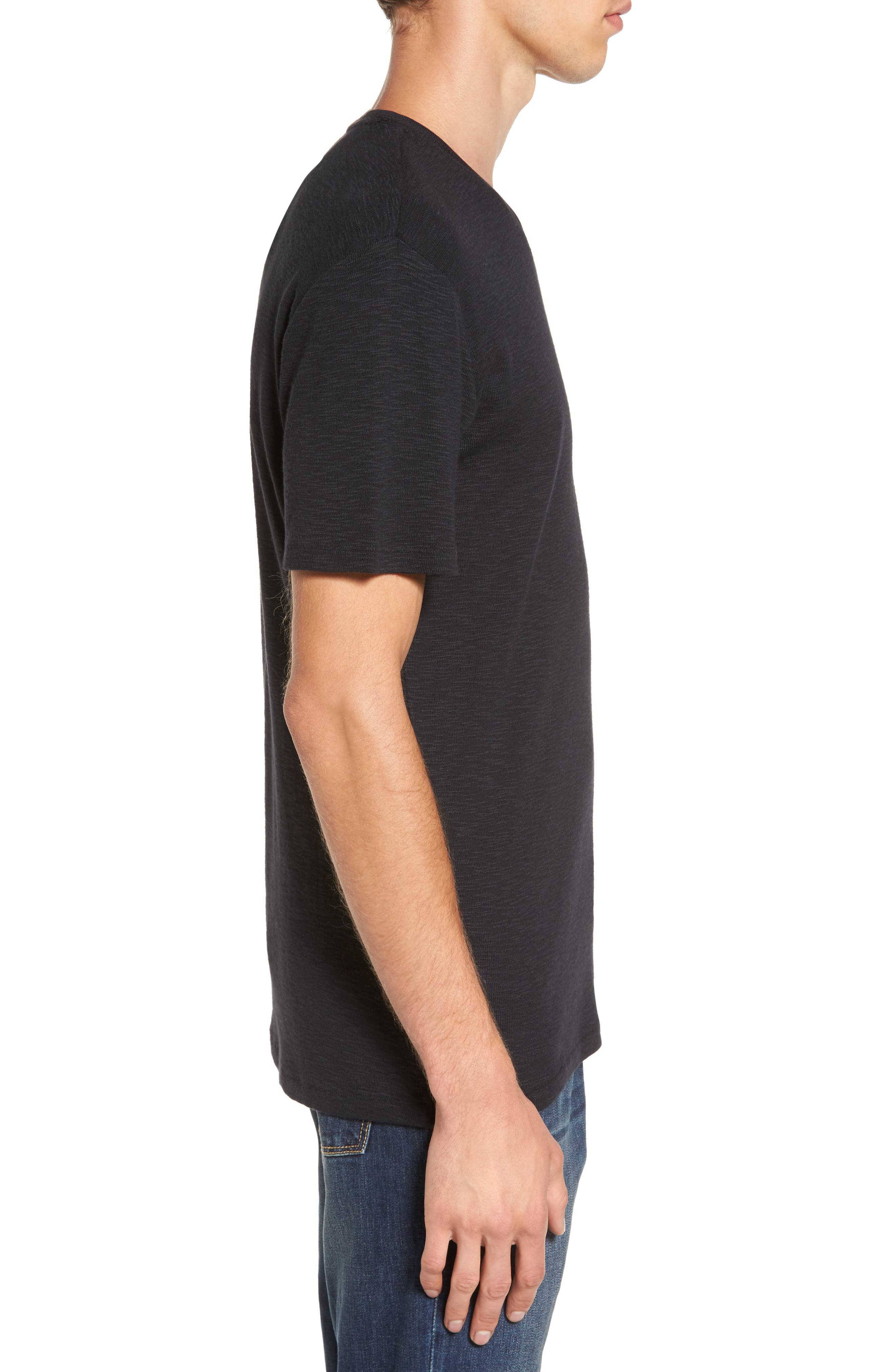 Capitola V-Neck T-Shirt,                             Alternate thumbnail 11, color,