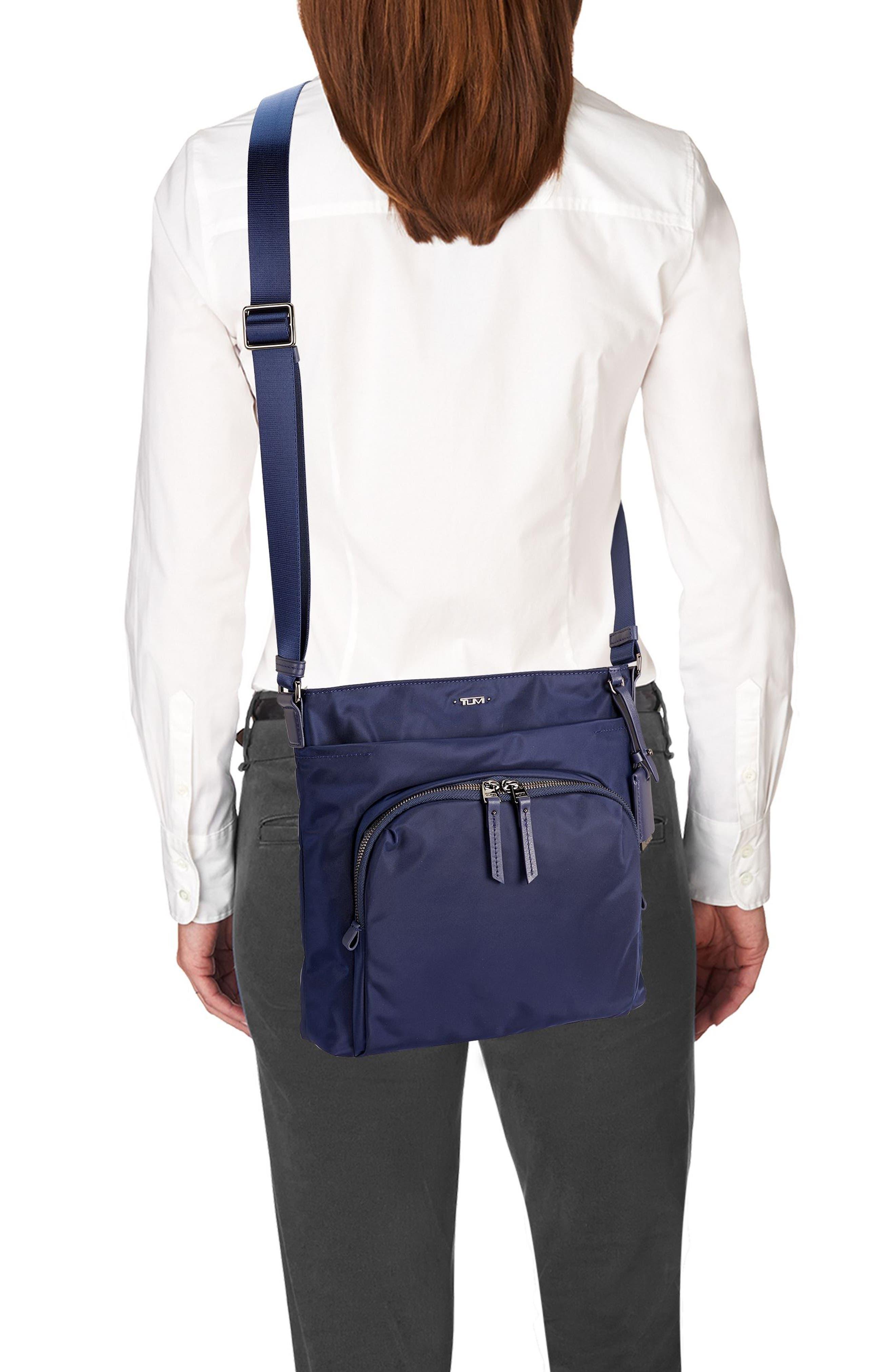 Voyageur - Capri Nylon Crossbody Bag,                             Alternate thumbnail 28, color,