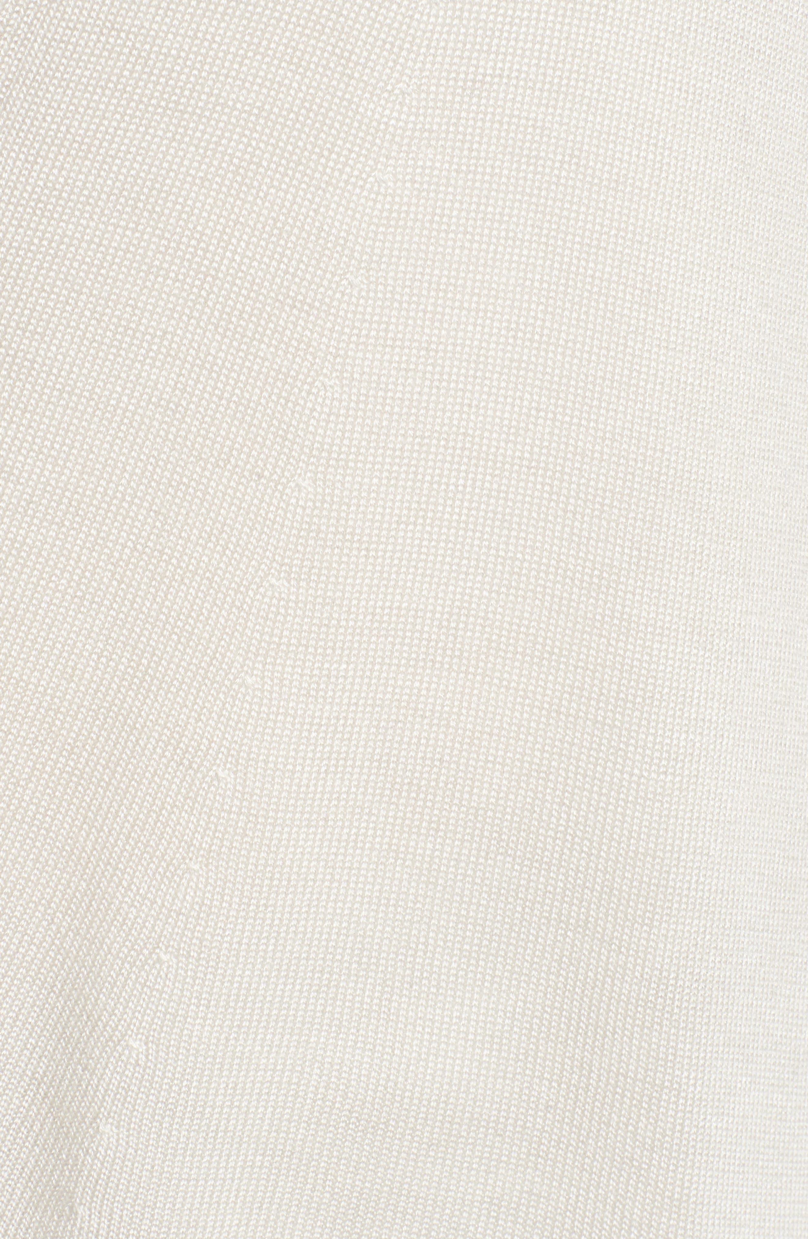 Tencel<sup>®</sup> Lyocell & Merino Wool Shaped Cardigan,                             Alternate thumbnail 22, color,