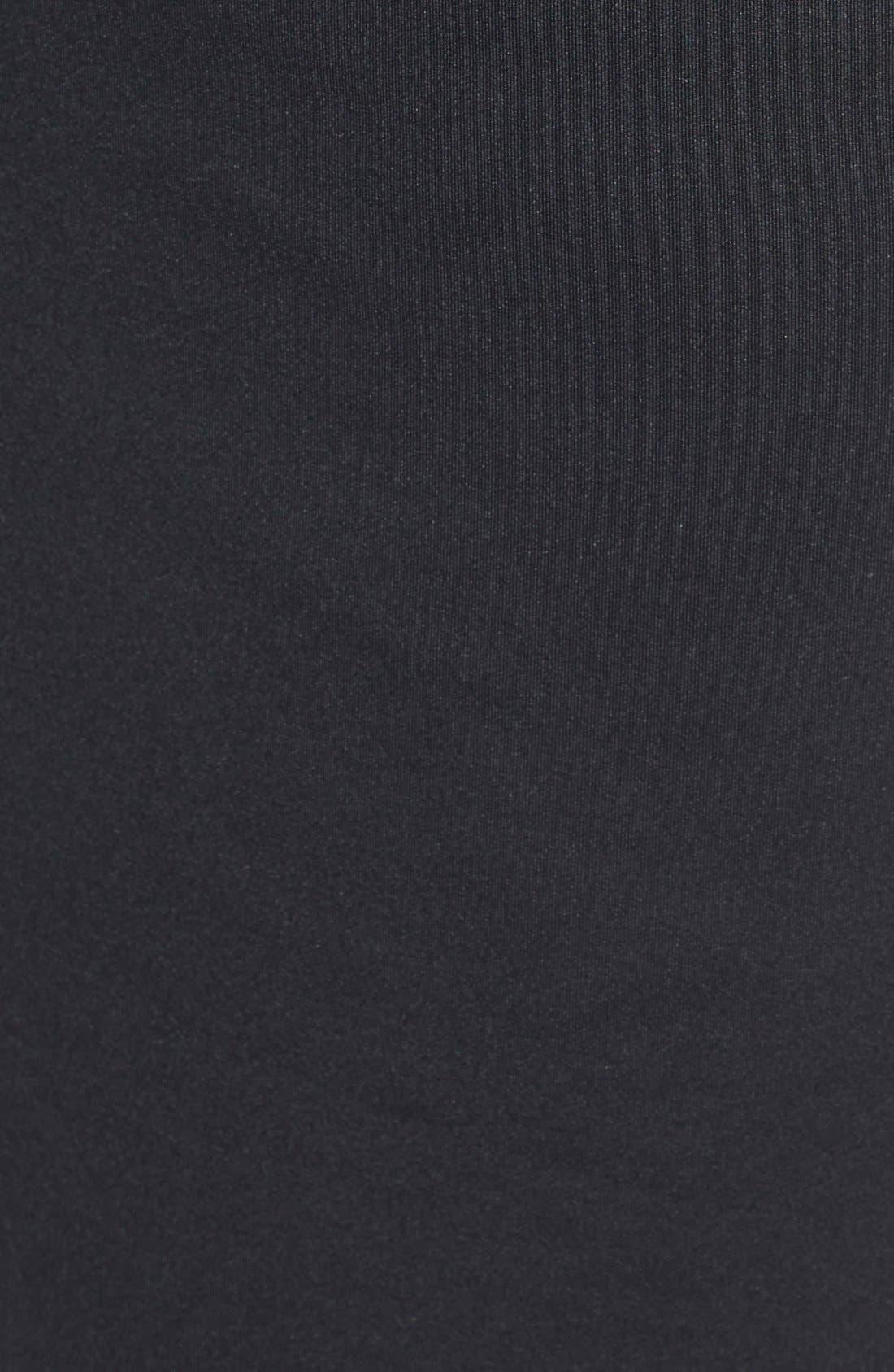 'Raid' HeatGear<sup>®</sup> Loose-Fit Athletic Shorts,                             Alternate thumbnail 6, color,                             001
