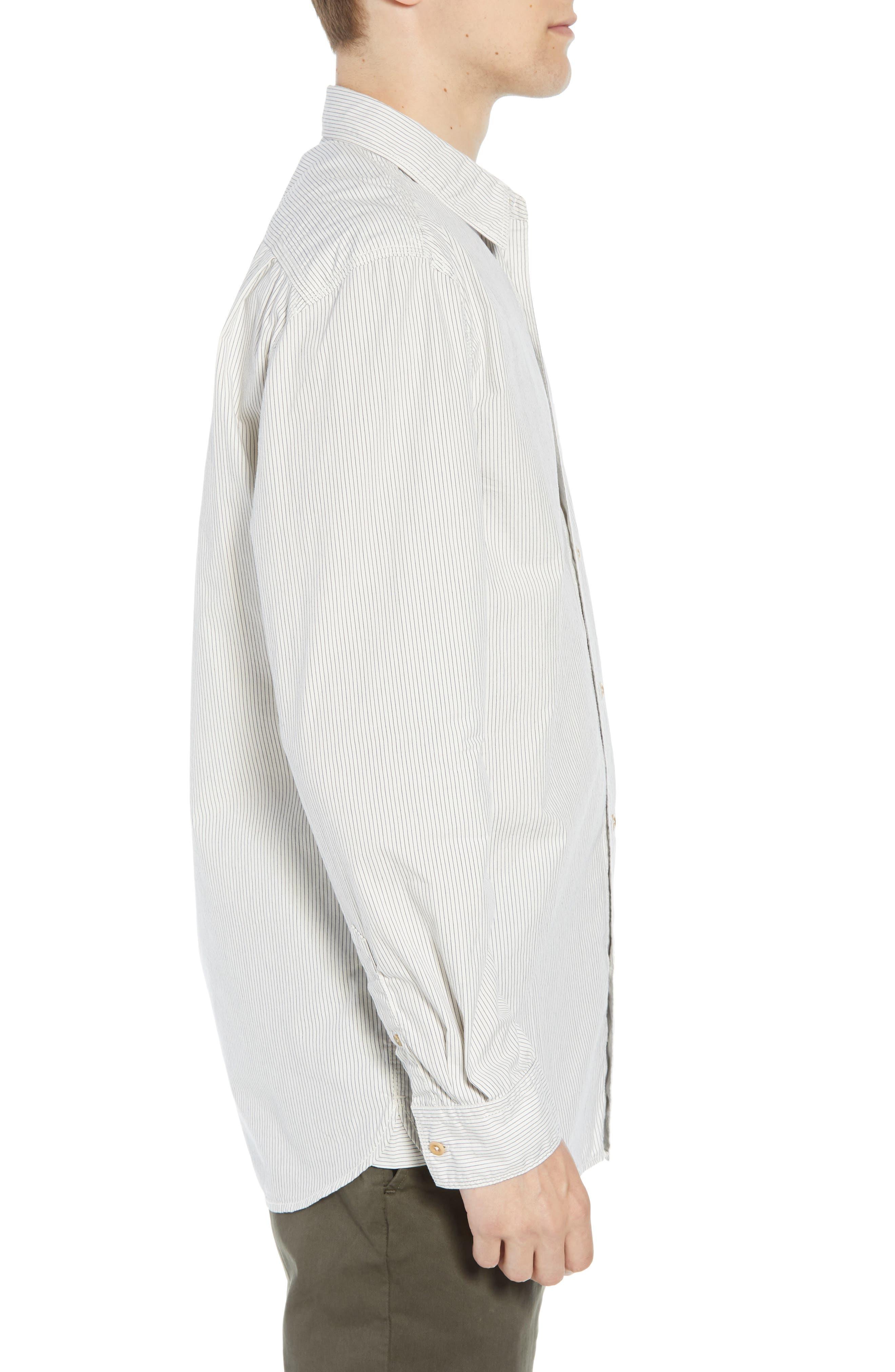 Core Peach Regular Fit Sport Shirt,                             Alternate thumbnail 4, color,                             400