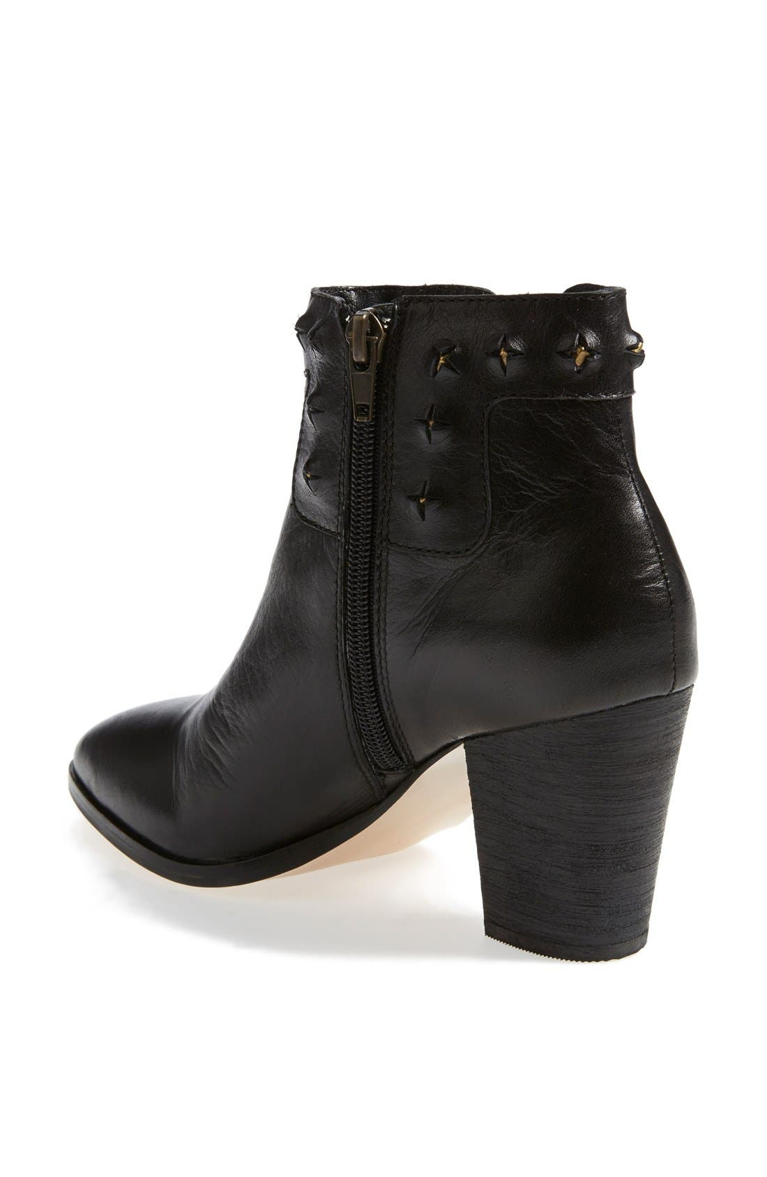 DV BY DOLCE VITA,                             'Cactus' Studded Bootie,                             Alternate thumbnail 2, color,                             004