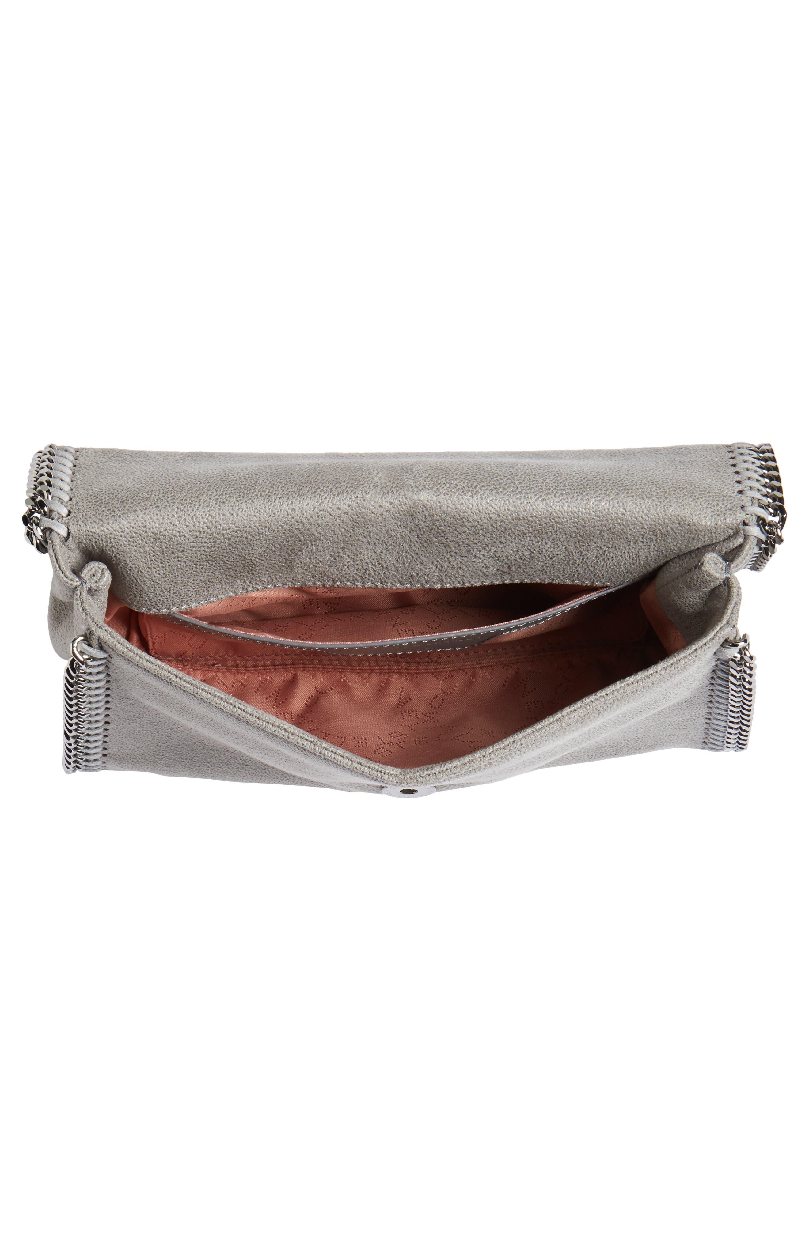 Shaggy Deer Flap Shoulder Bag,                             Alternate thumbnail 13, color,