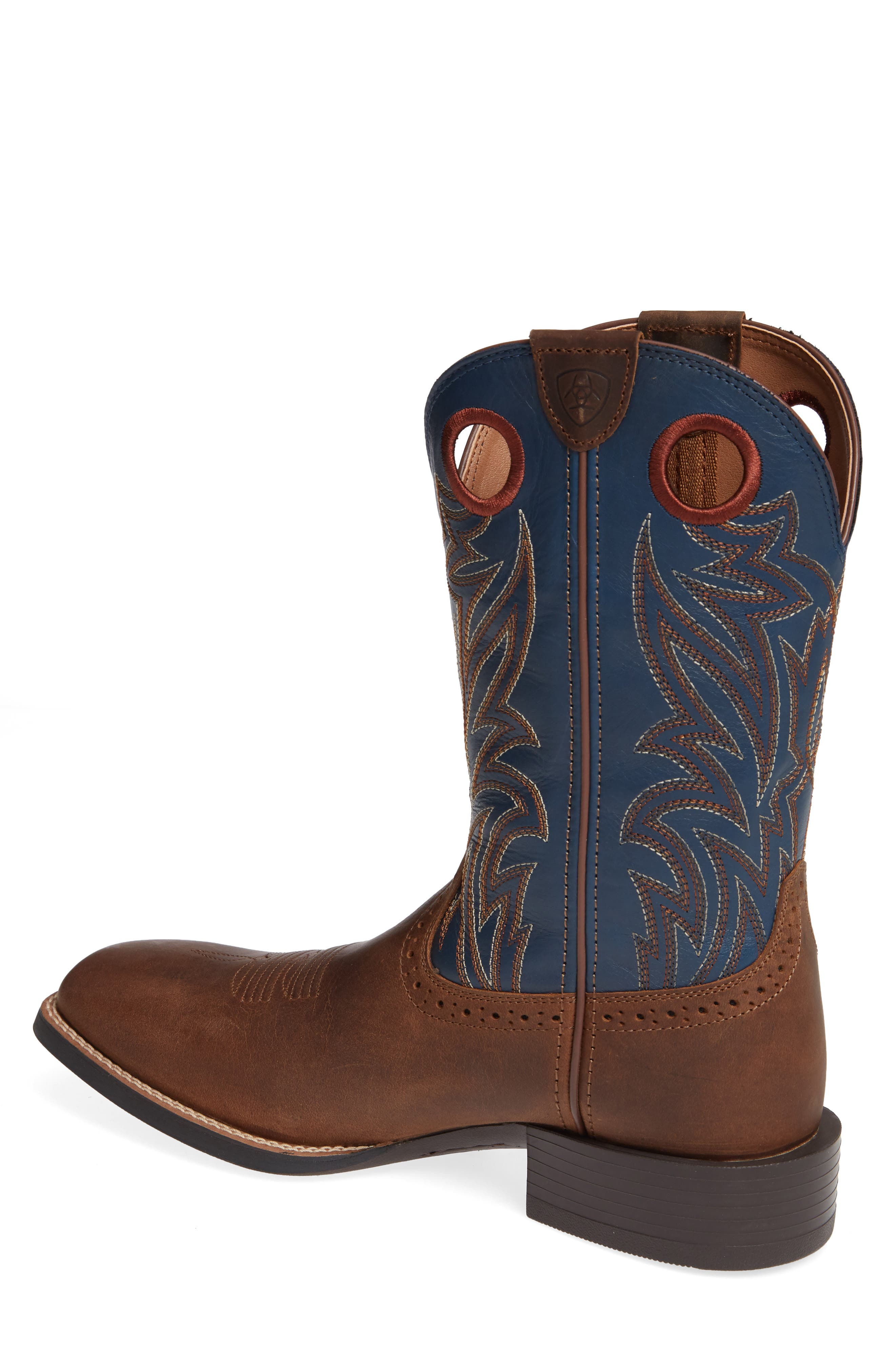 Sport Sidebet Cowboy Boot,                             Alternate thumbnail 2, color,                             400