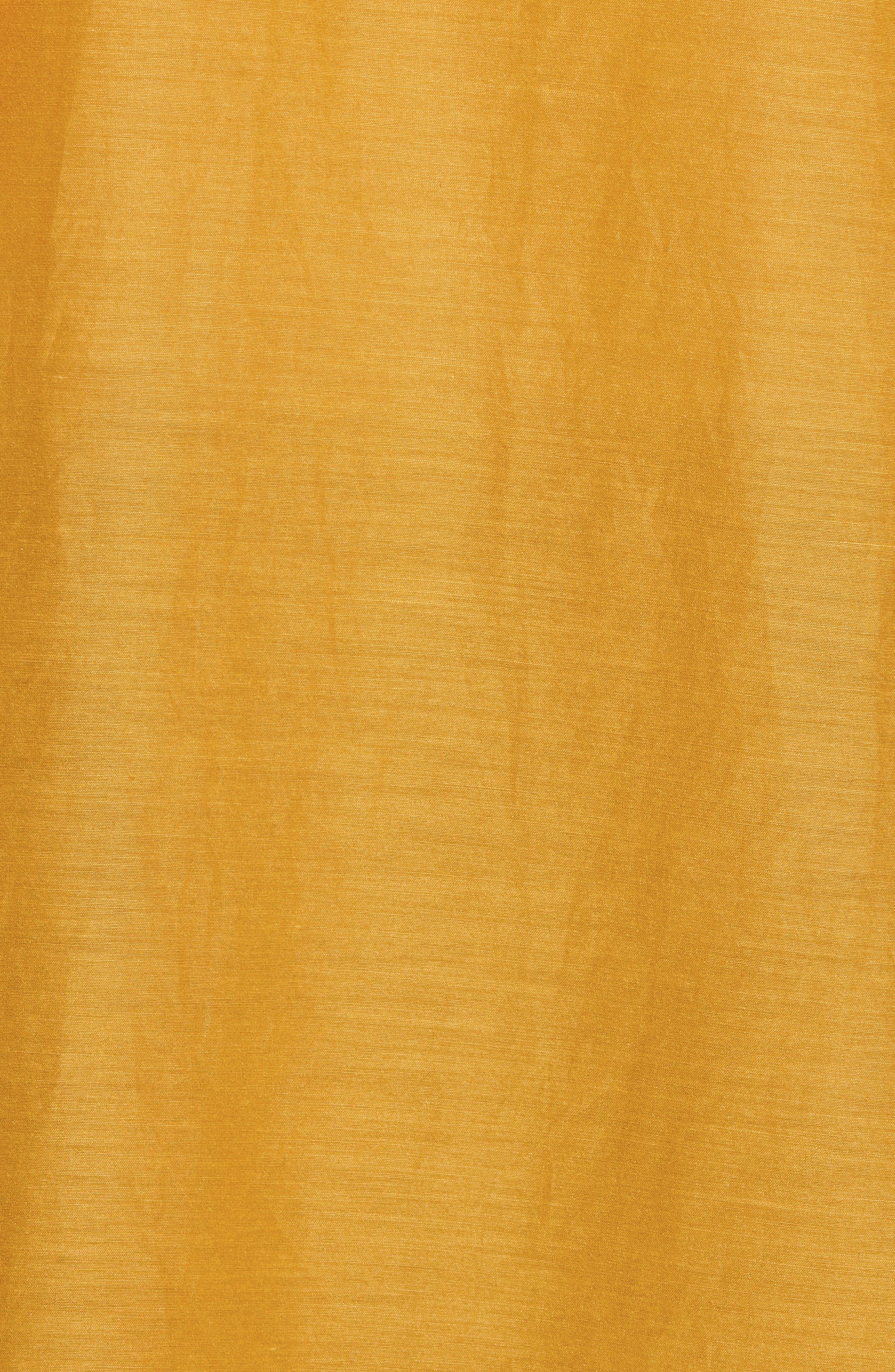 Cotton Silk Bow Tie Blouse,                             Alternate thumbnail 5, color,                             720