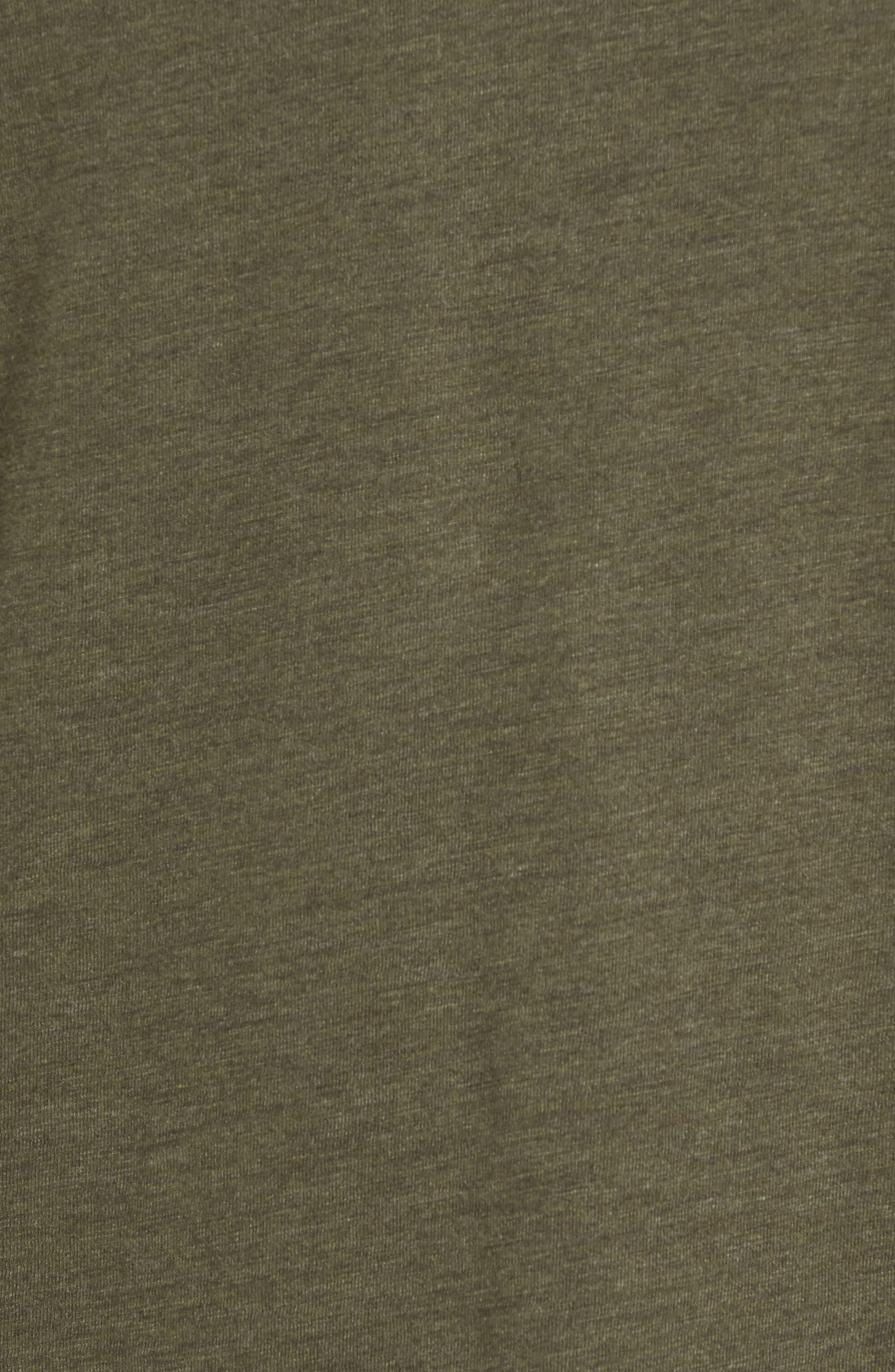 Bing Short Sleeve Henley Shirt,                             Alternate thumbnail 5, color,                             306