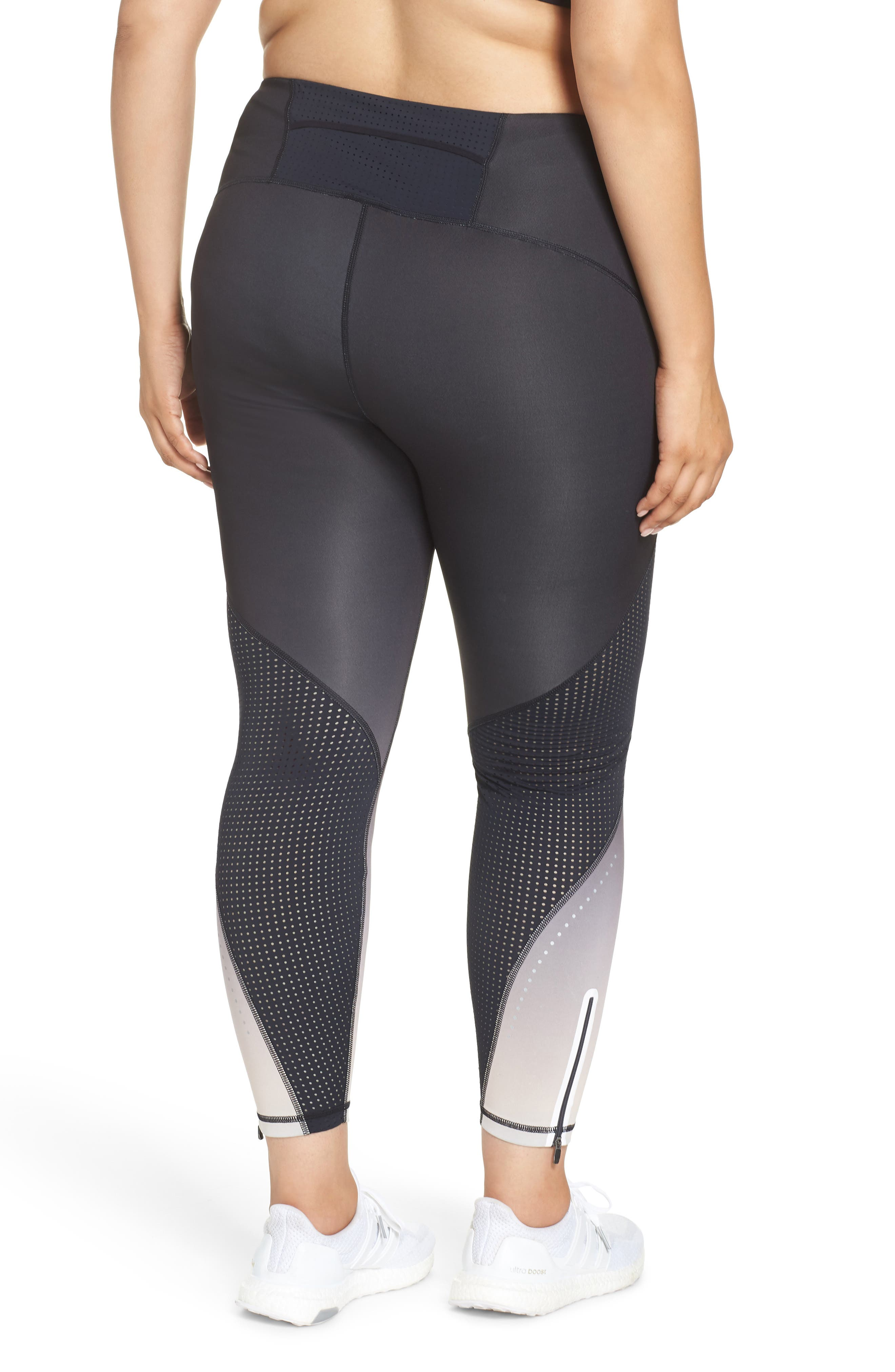 Protech V.3 Leggings,                             Alternate thumbnail 2, color,                             OMBRE TAUPE