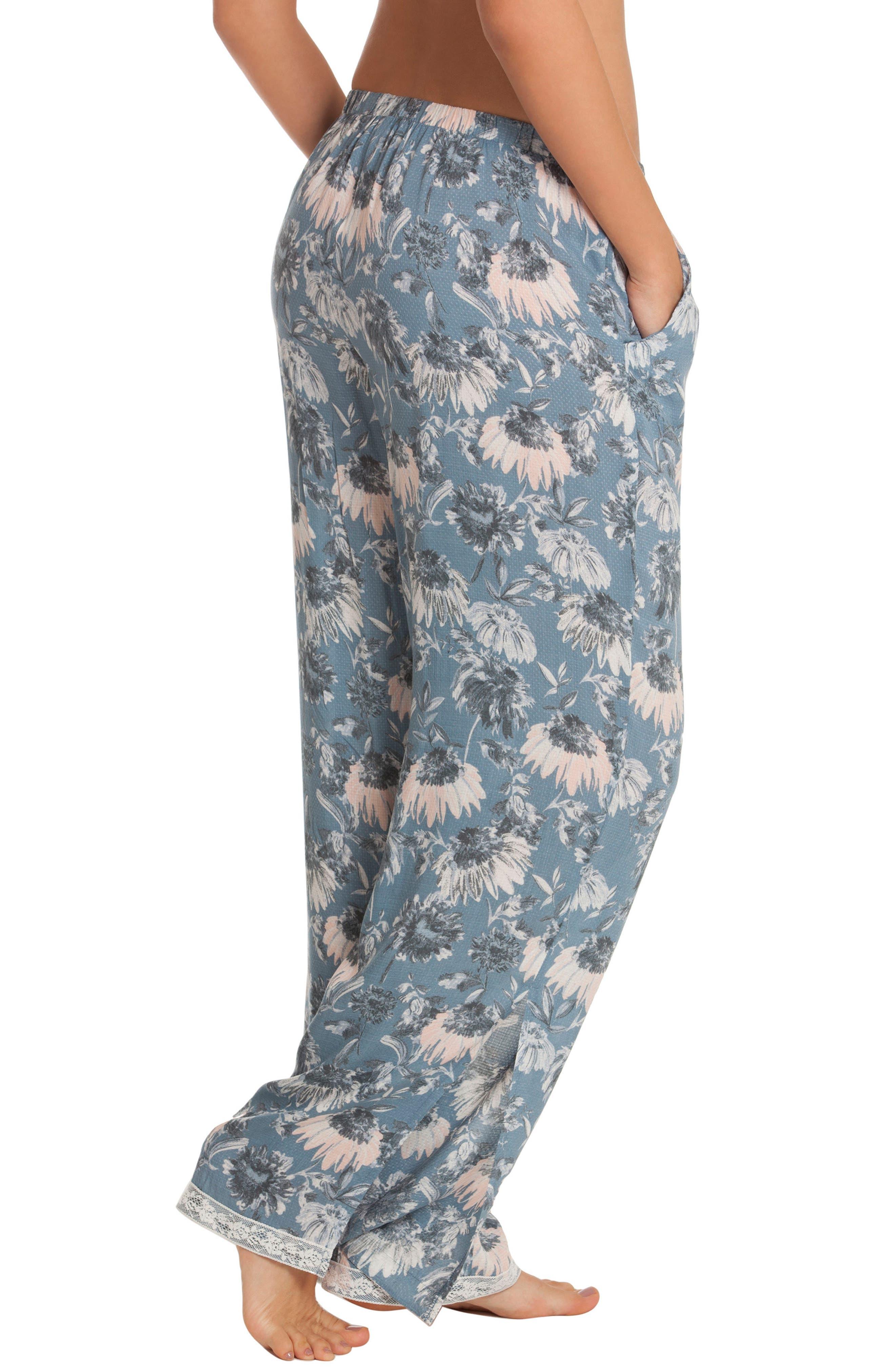 Pajama Pants,                             Alternate thumbnail 2, color,                             402